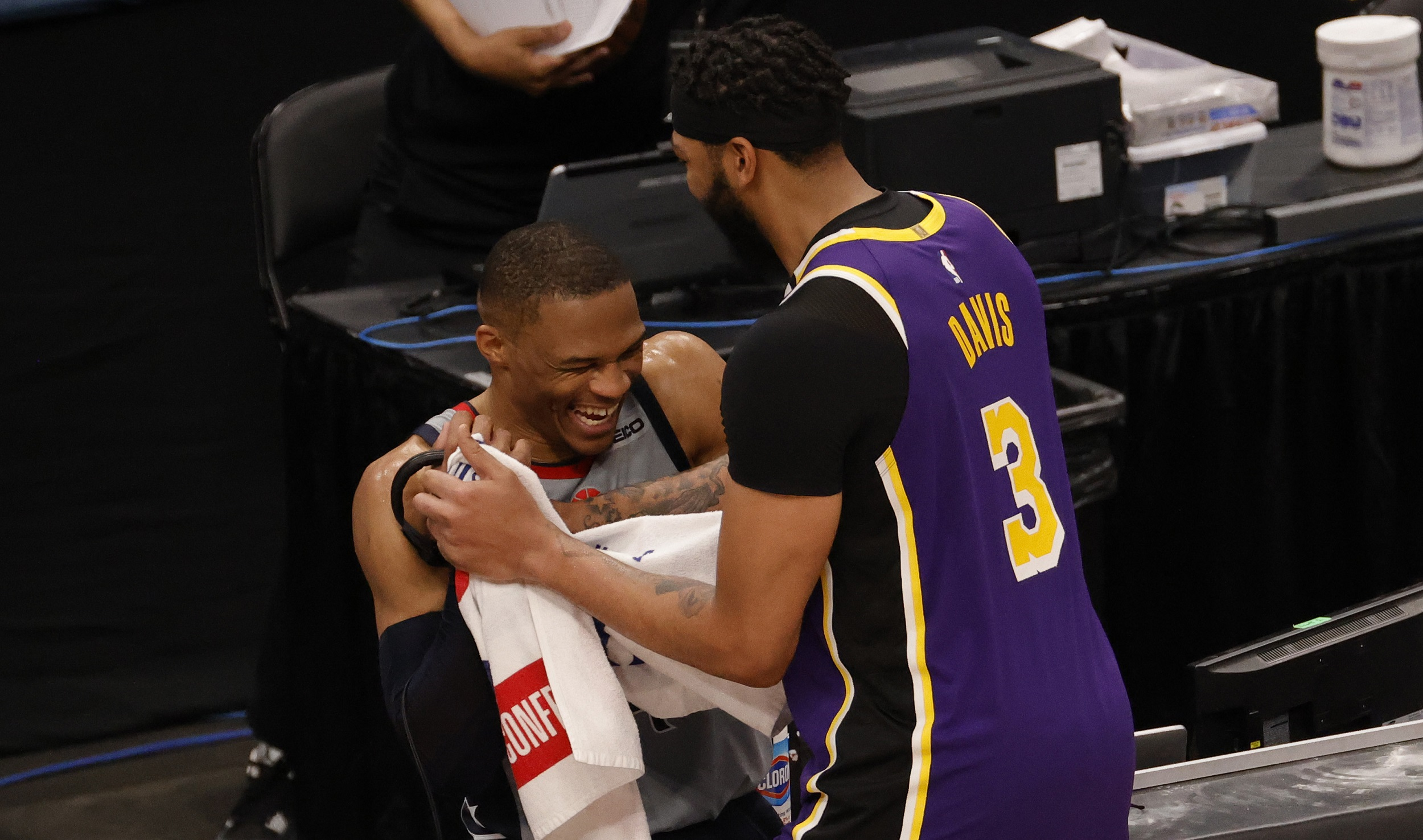 Lakers' offseason work only just beginning