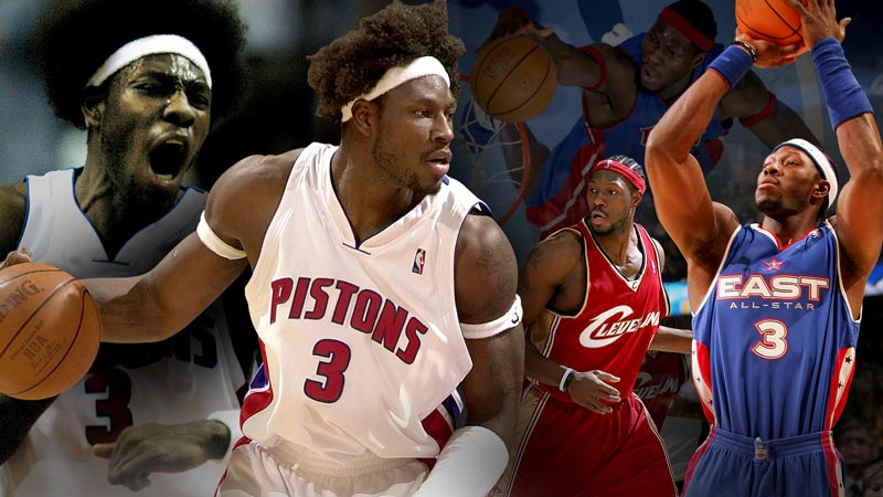 Hall of Fame 2021: Ben Wallace infographic
