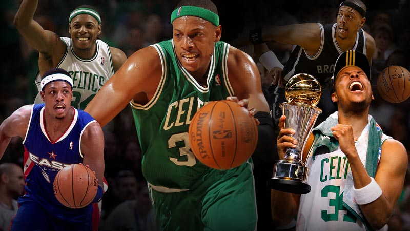 Hall of Fame 2021: Paul Pierce infographic