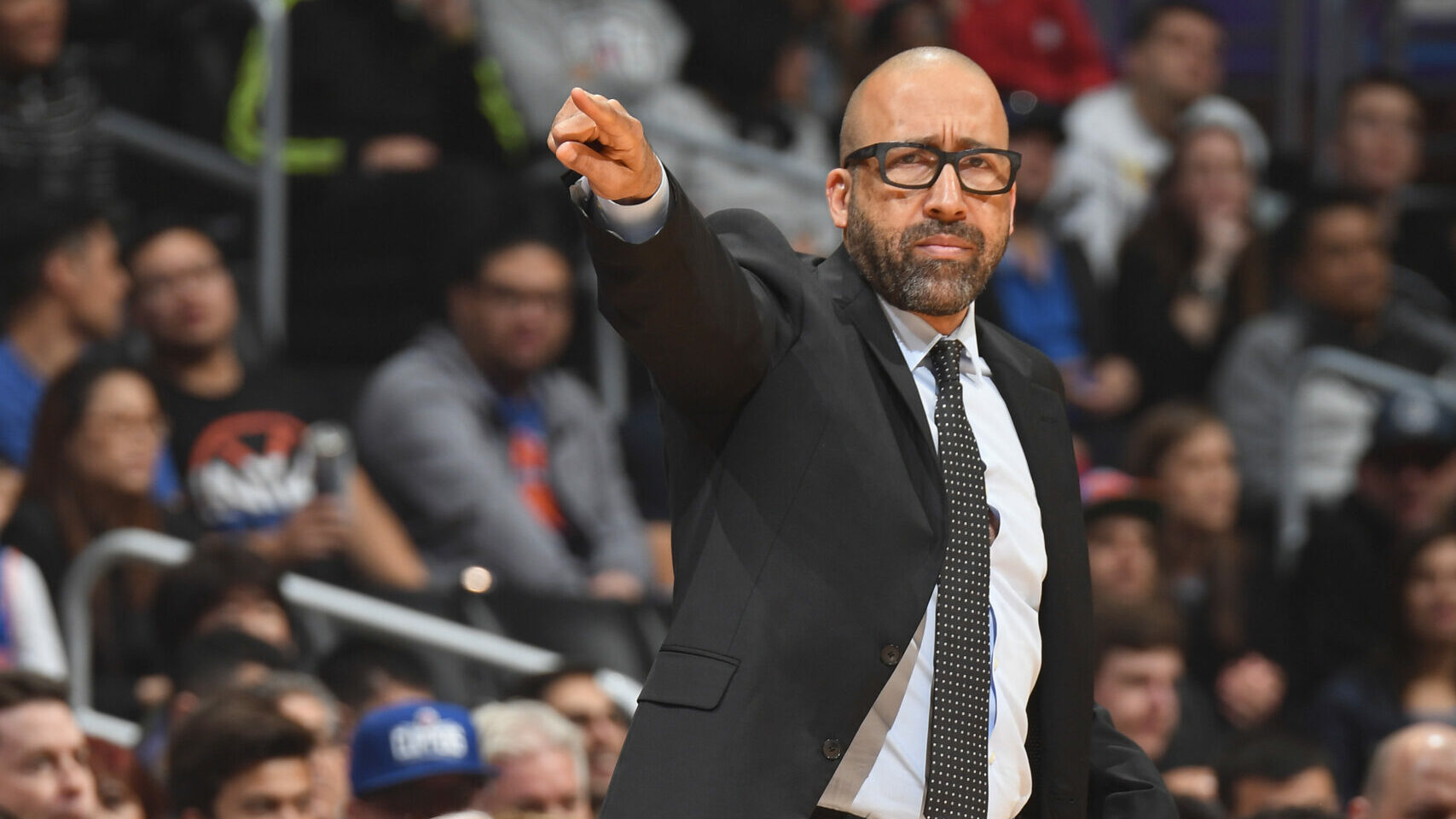 Lakers add Fizdale, Lucas III to Vogel's coaching staff