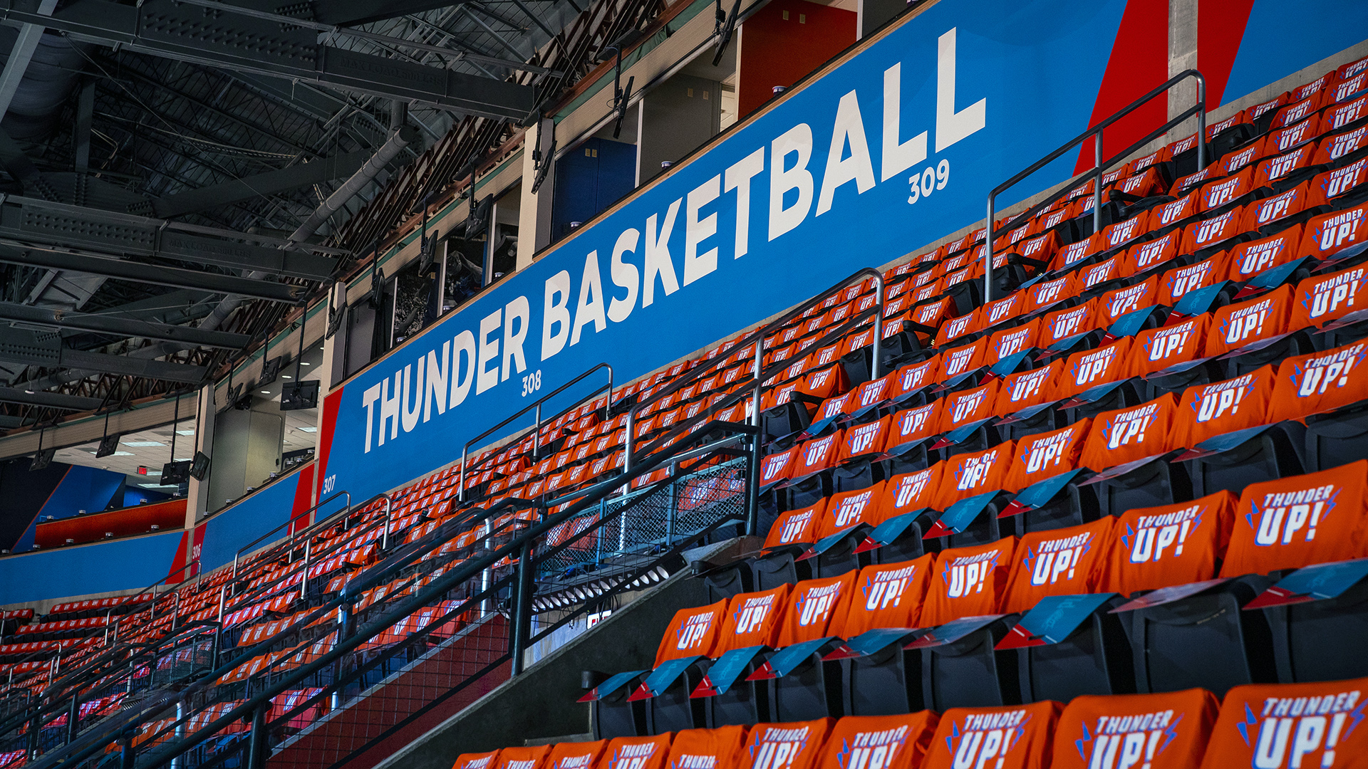 Thunder announce COVID requirements for fans