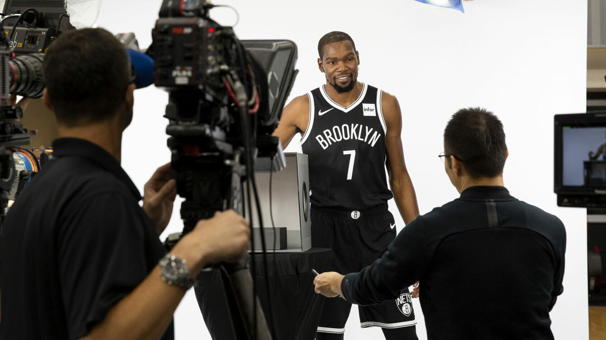Optimism abounds as 2021 NBA Media Day arrives