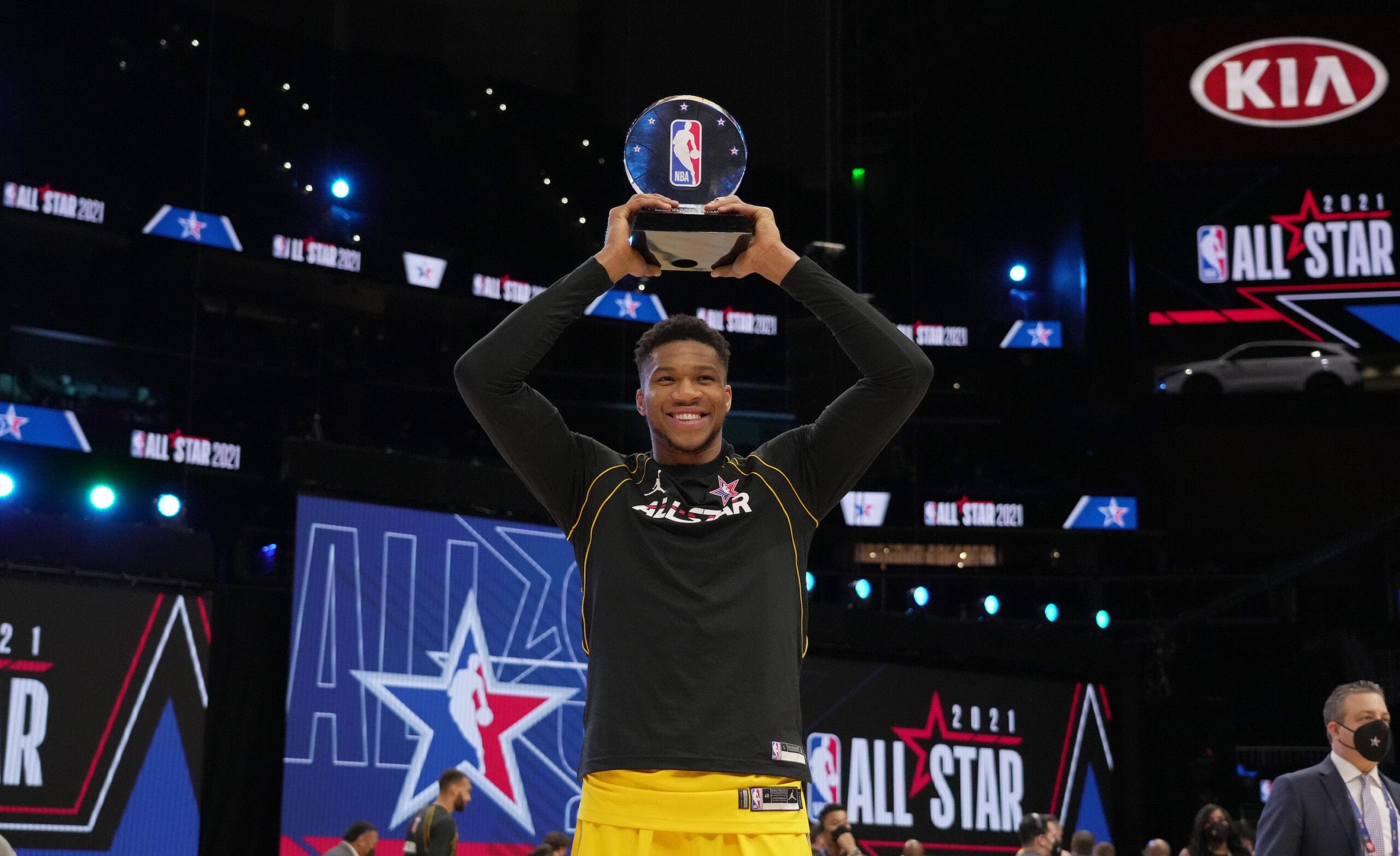 NBA All-Star Game MVPs