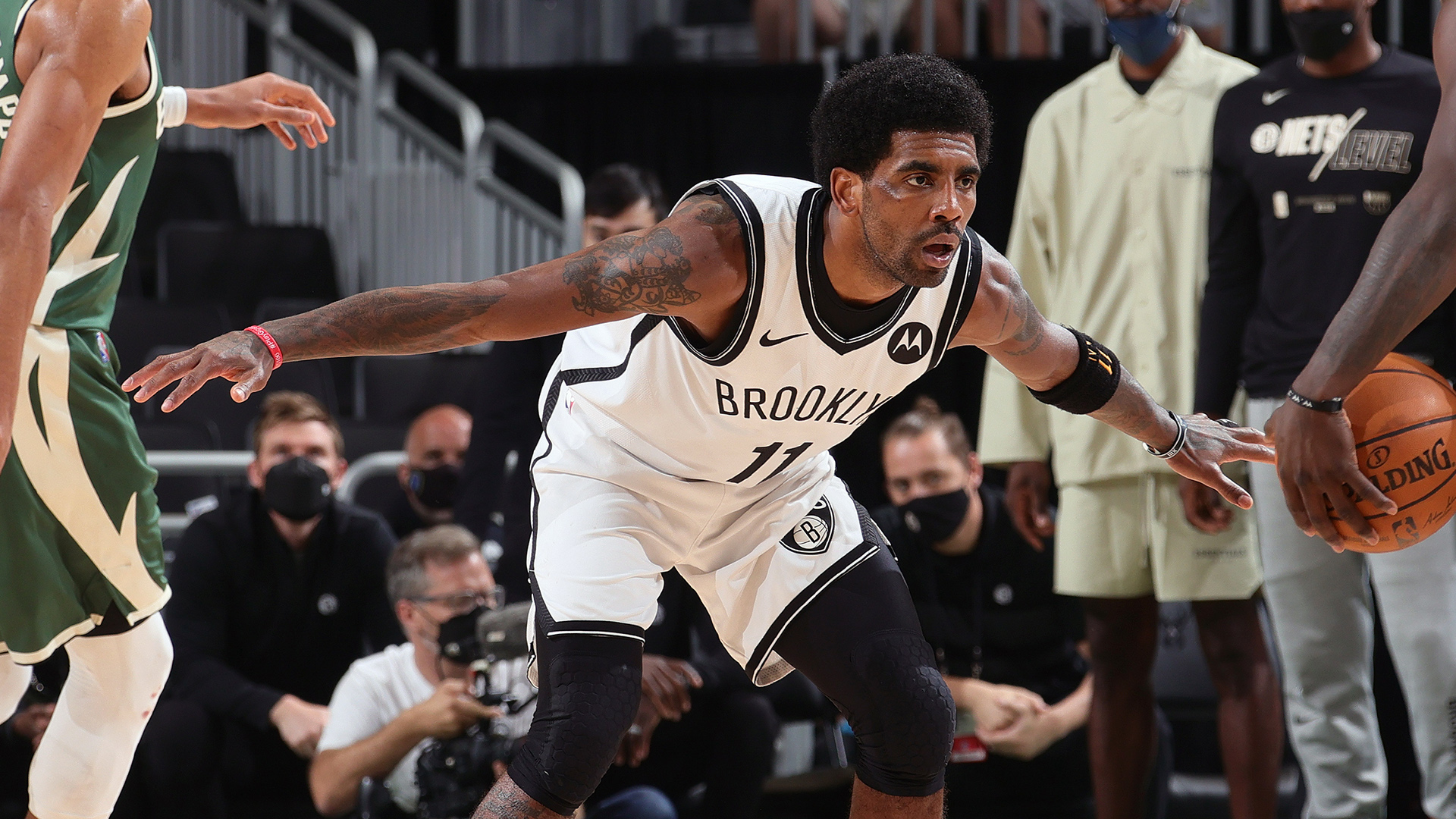 Breaking down latest from Nets Media Day