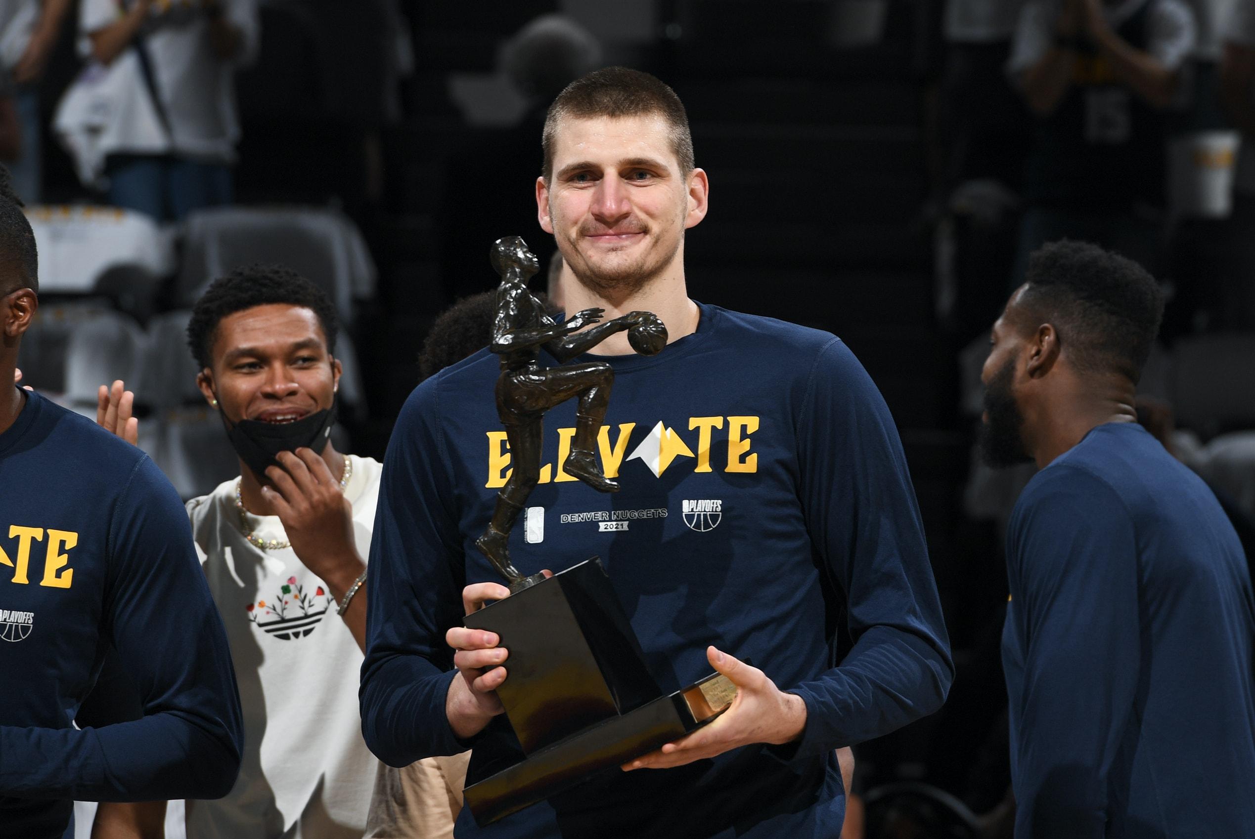NBA History: All-Time awards