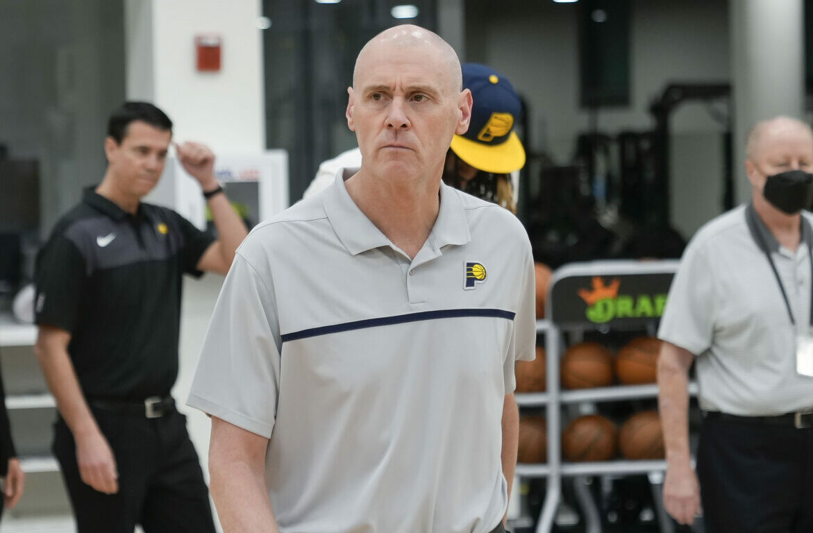 Rick Carlisle's approach brings welcome change to Indiana Pacers