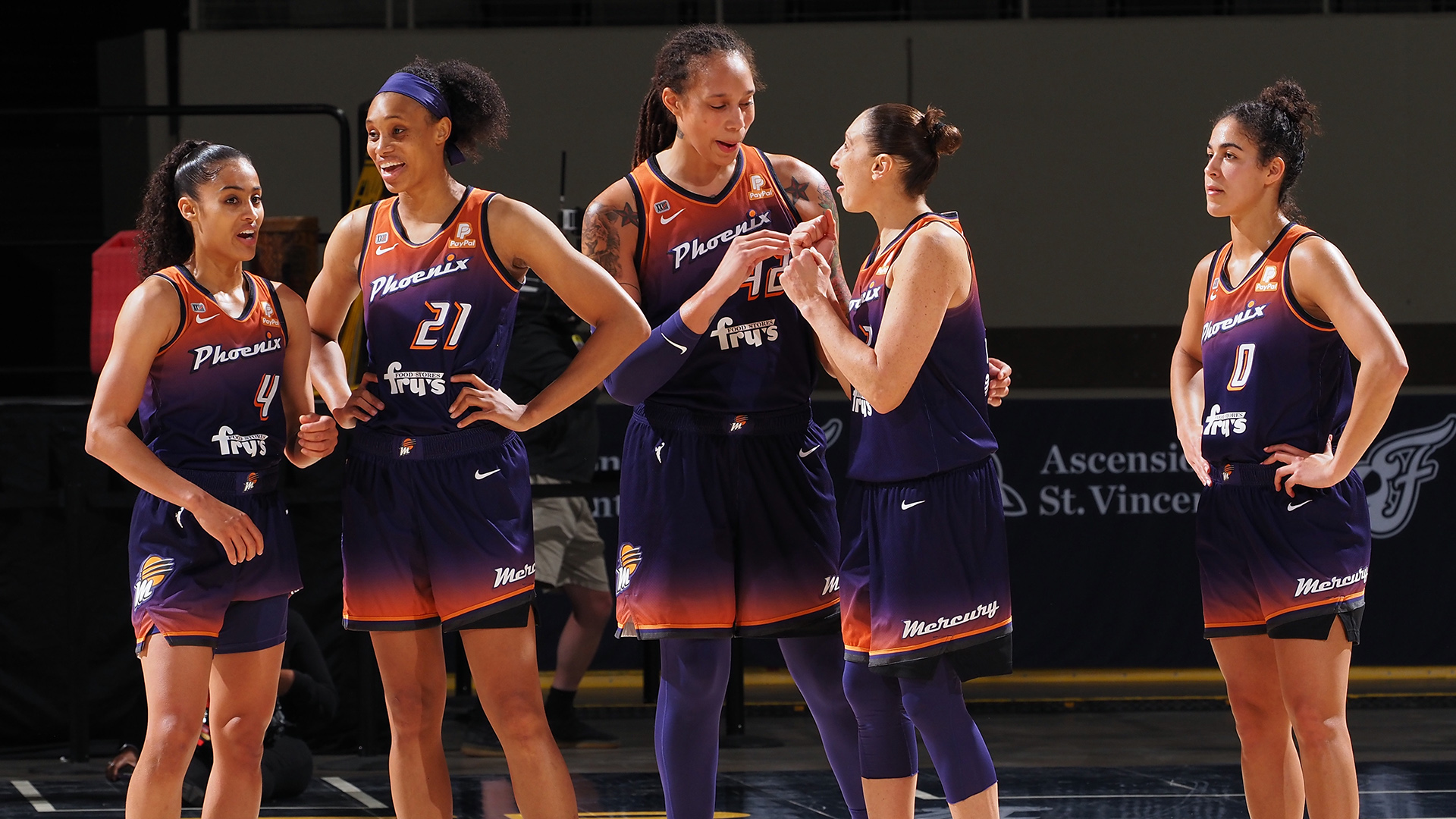 5 questions on first round of 2021 WNBA playoffs