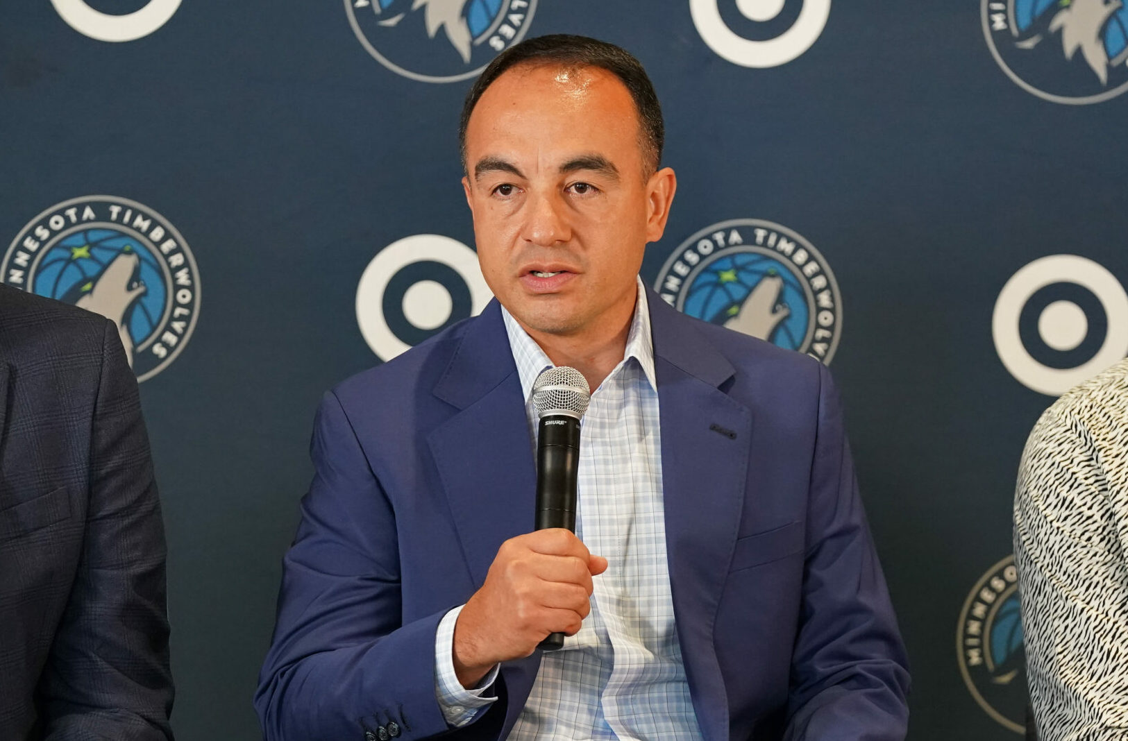 Gersson Rosas out as Timberwolves' president of basketball operations