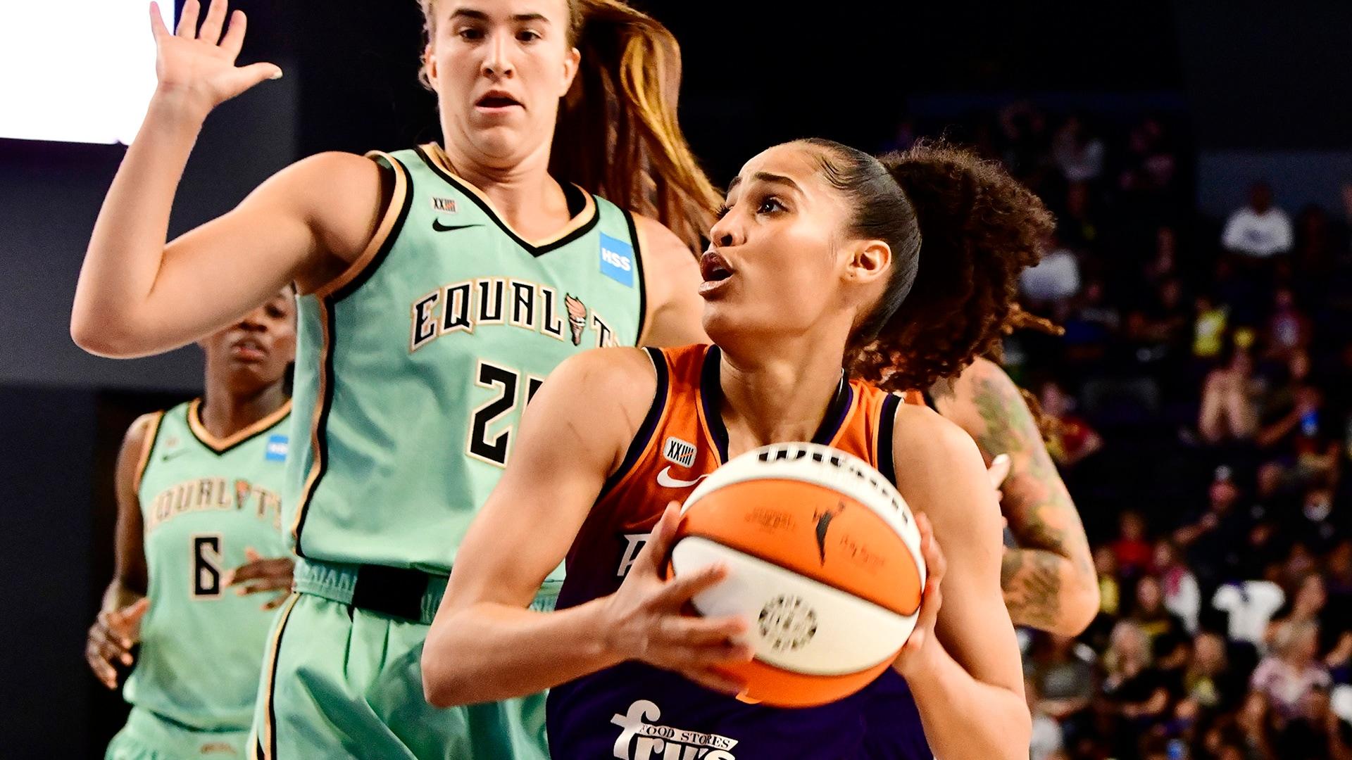 Sky, Mercury advance to 2nd round of WNBA playoffs