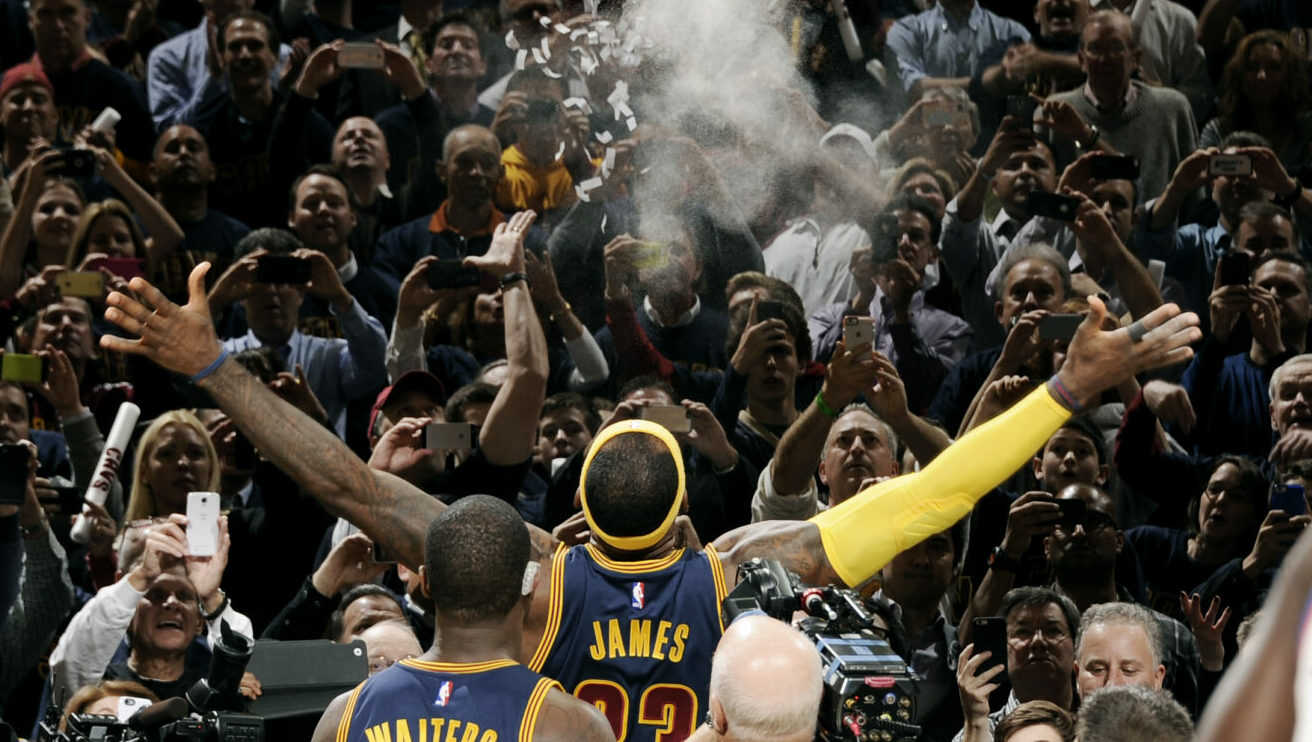 Top Moments: LeBron James returns to Cleveland in 2014