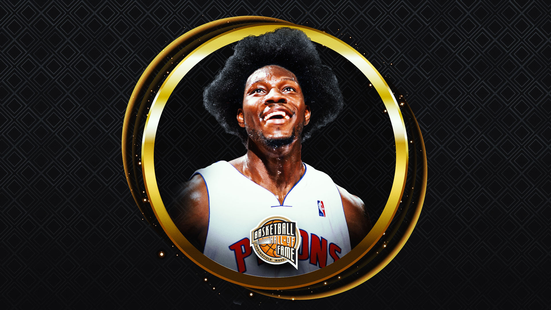 Ben Wallace went from undrafted to Hall of Fame