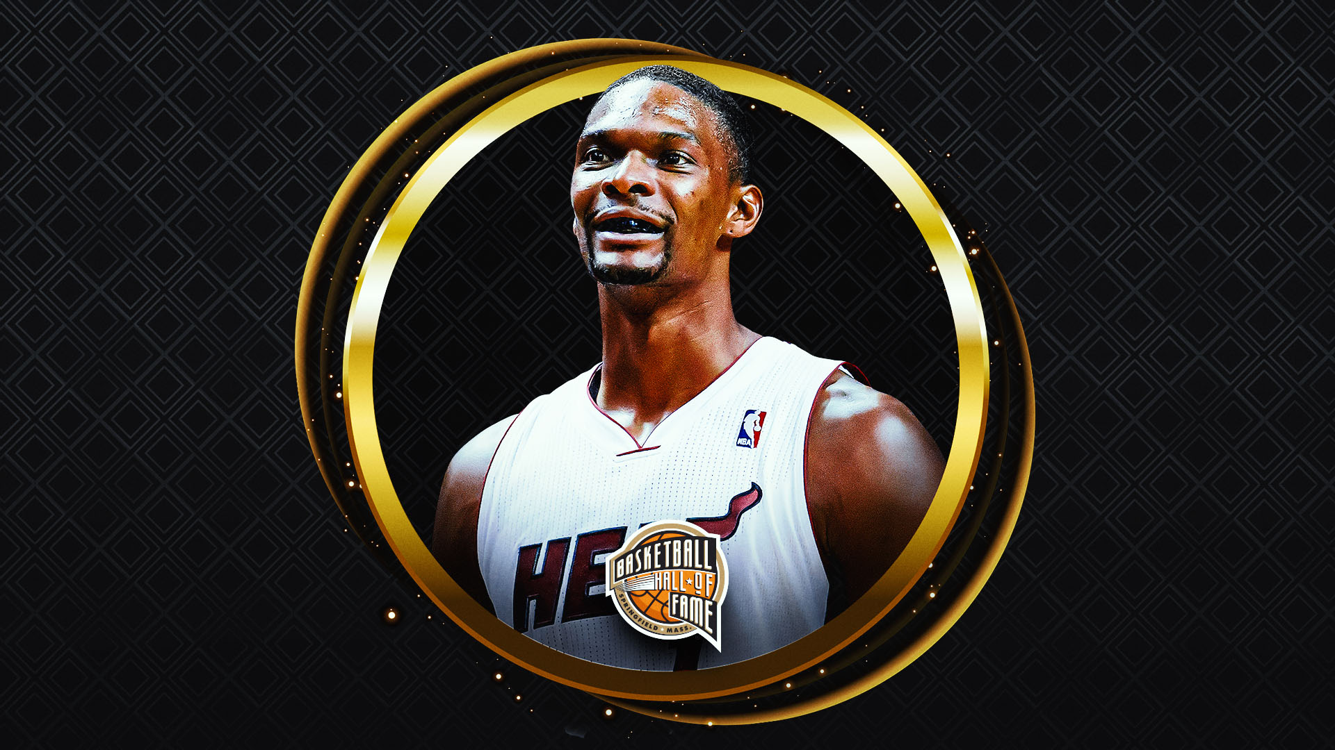 Unique focus carried Chris Bosh into Hall of Fame