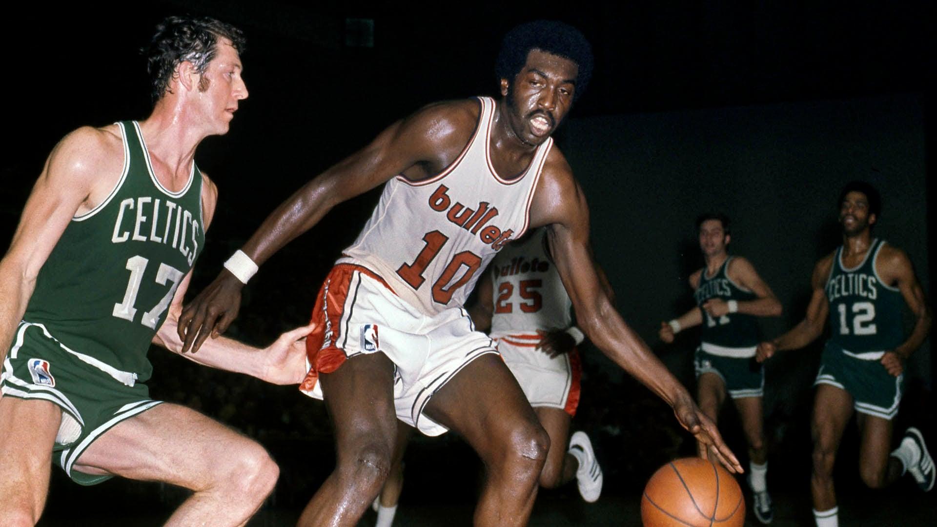 Legends profile: Earl Monroe