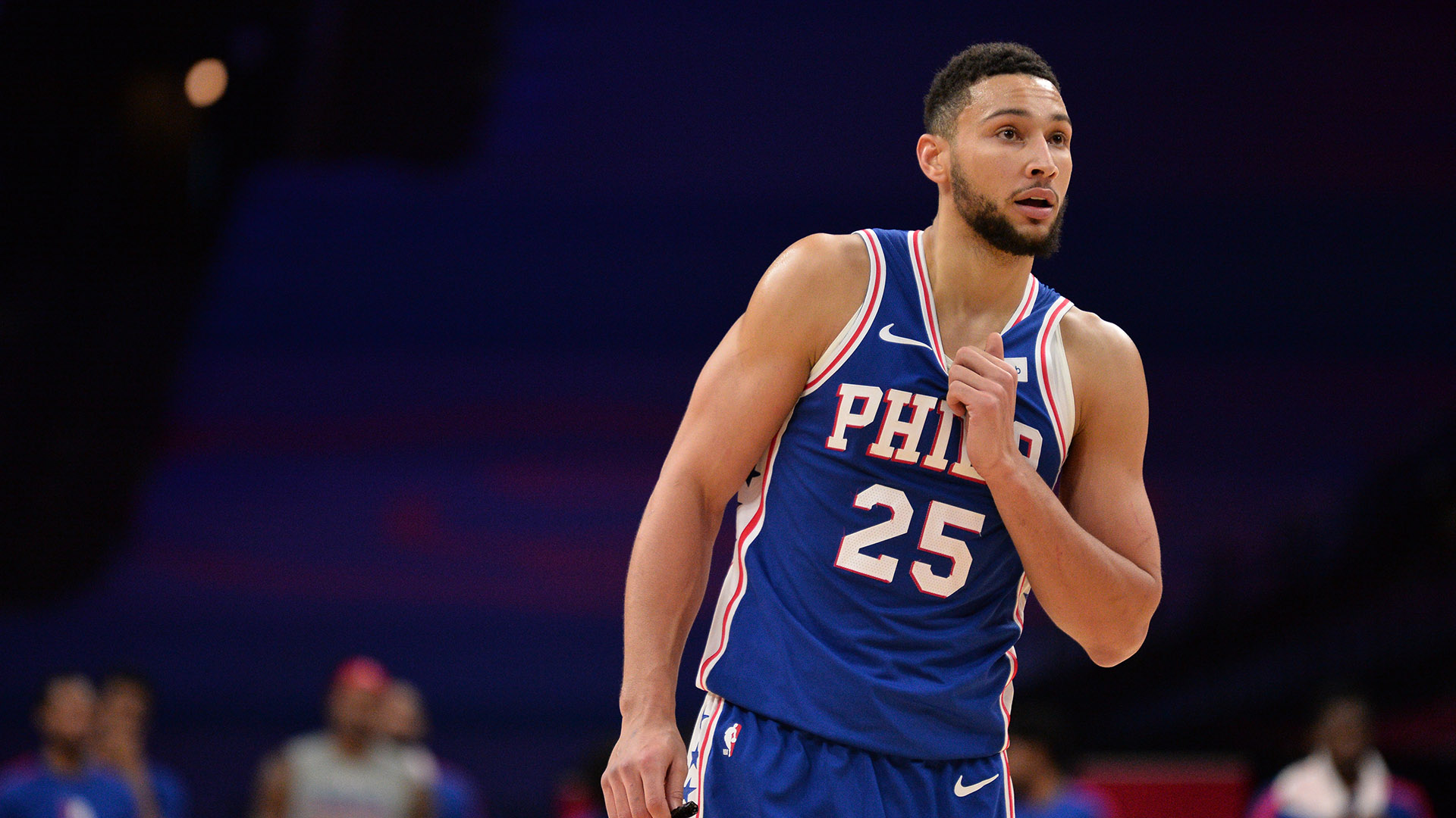 Reports: Simmons won't report to training camp