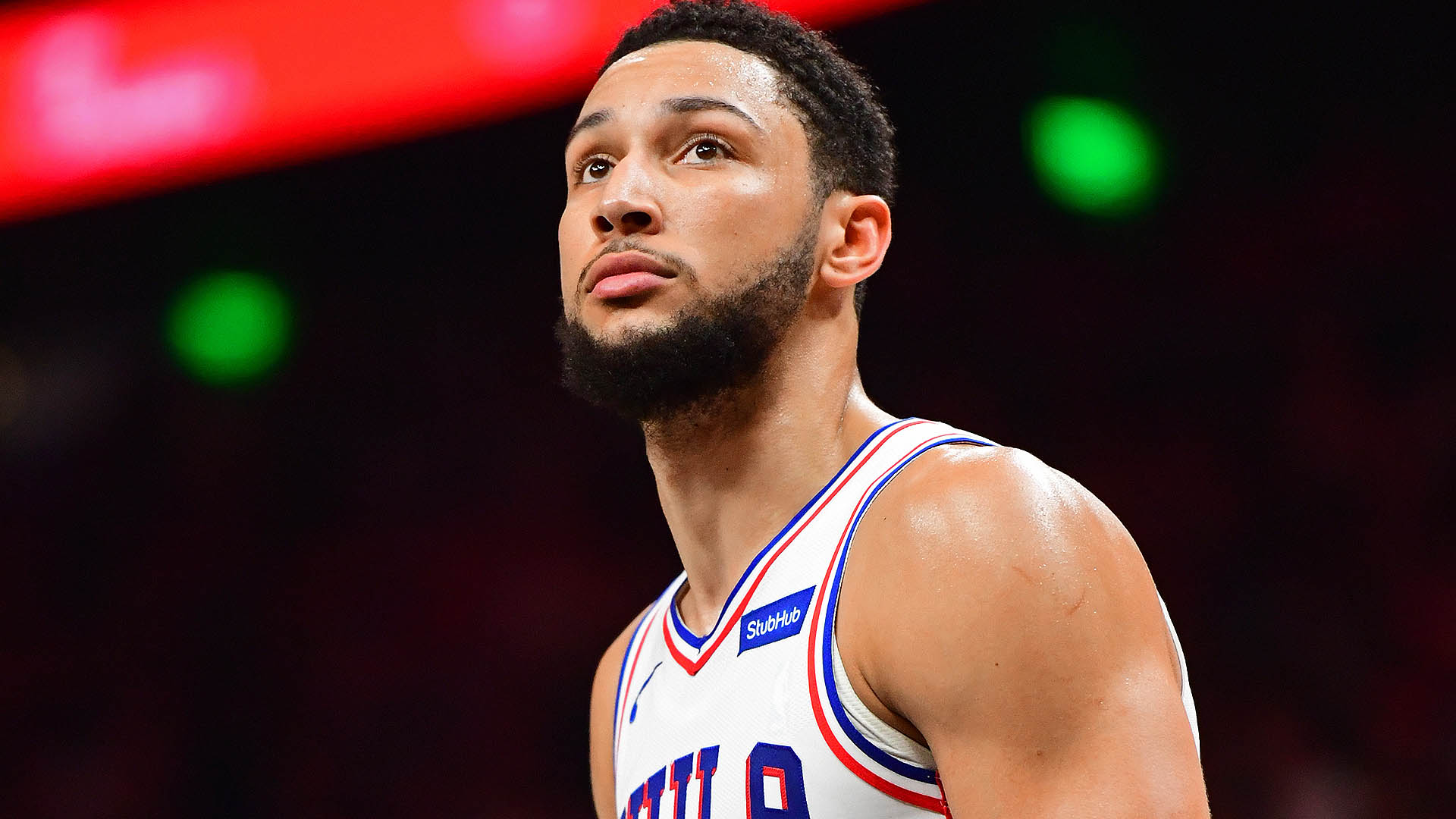 Reports: Ben Simmons won't report to 76ers training camp