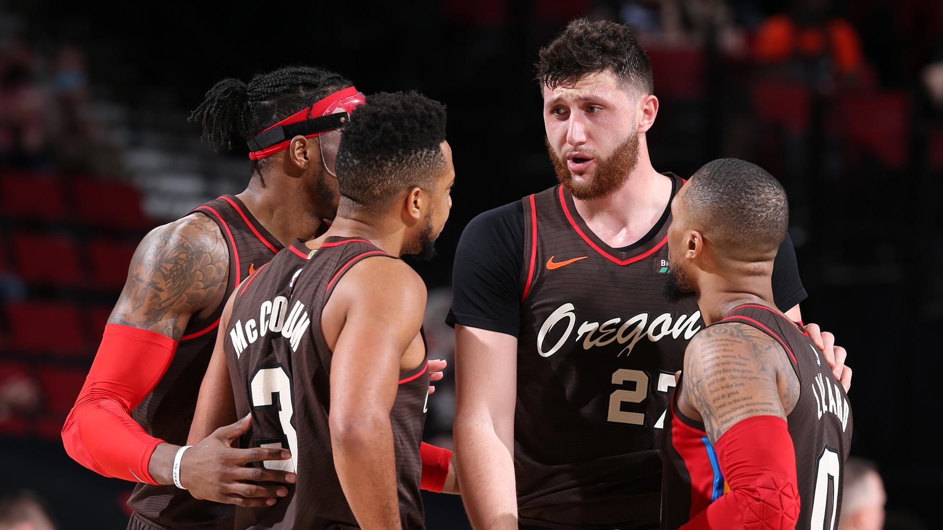2021-22 Season Preview: Portland Trail Blazers