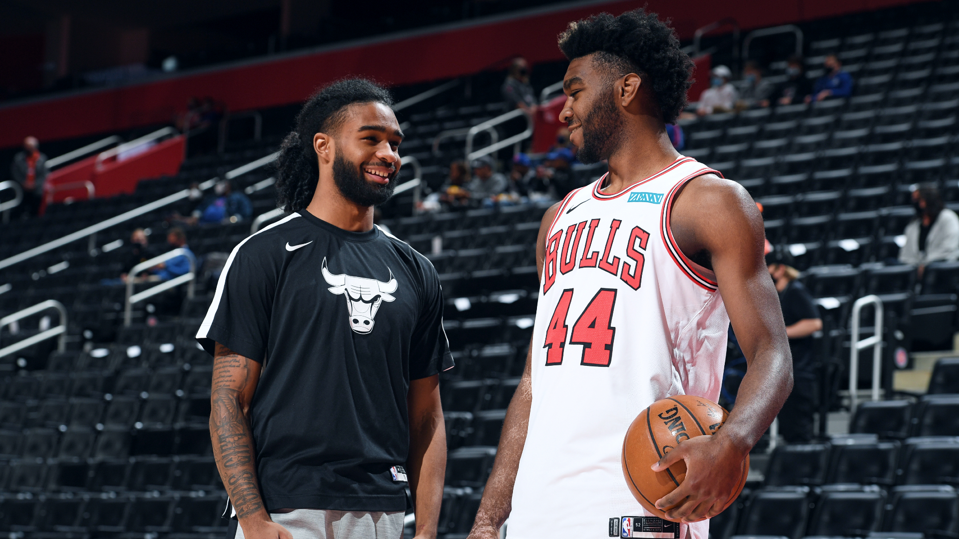 Bulls exercise contract options on Coby White, Patrick Williams