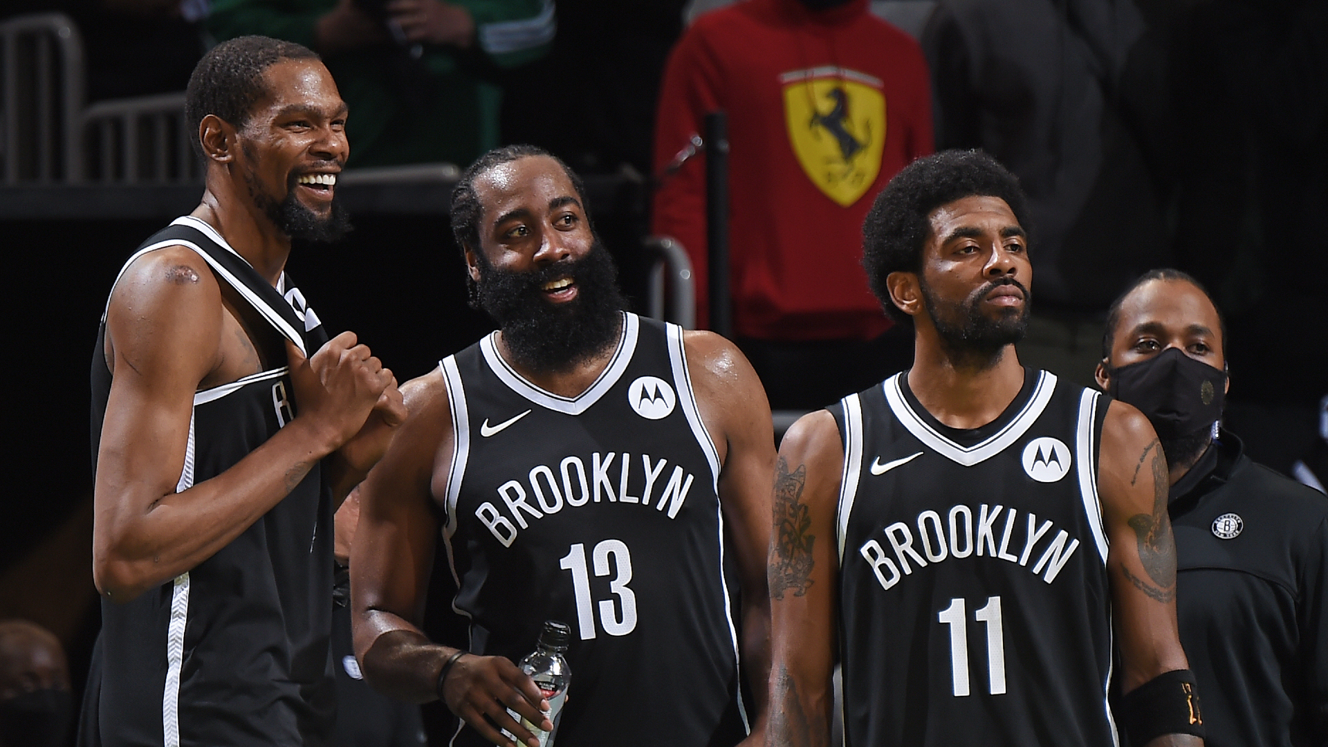 10 questions for 2021-22: Is Brooklyn the team to beat?