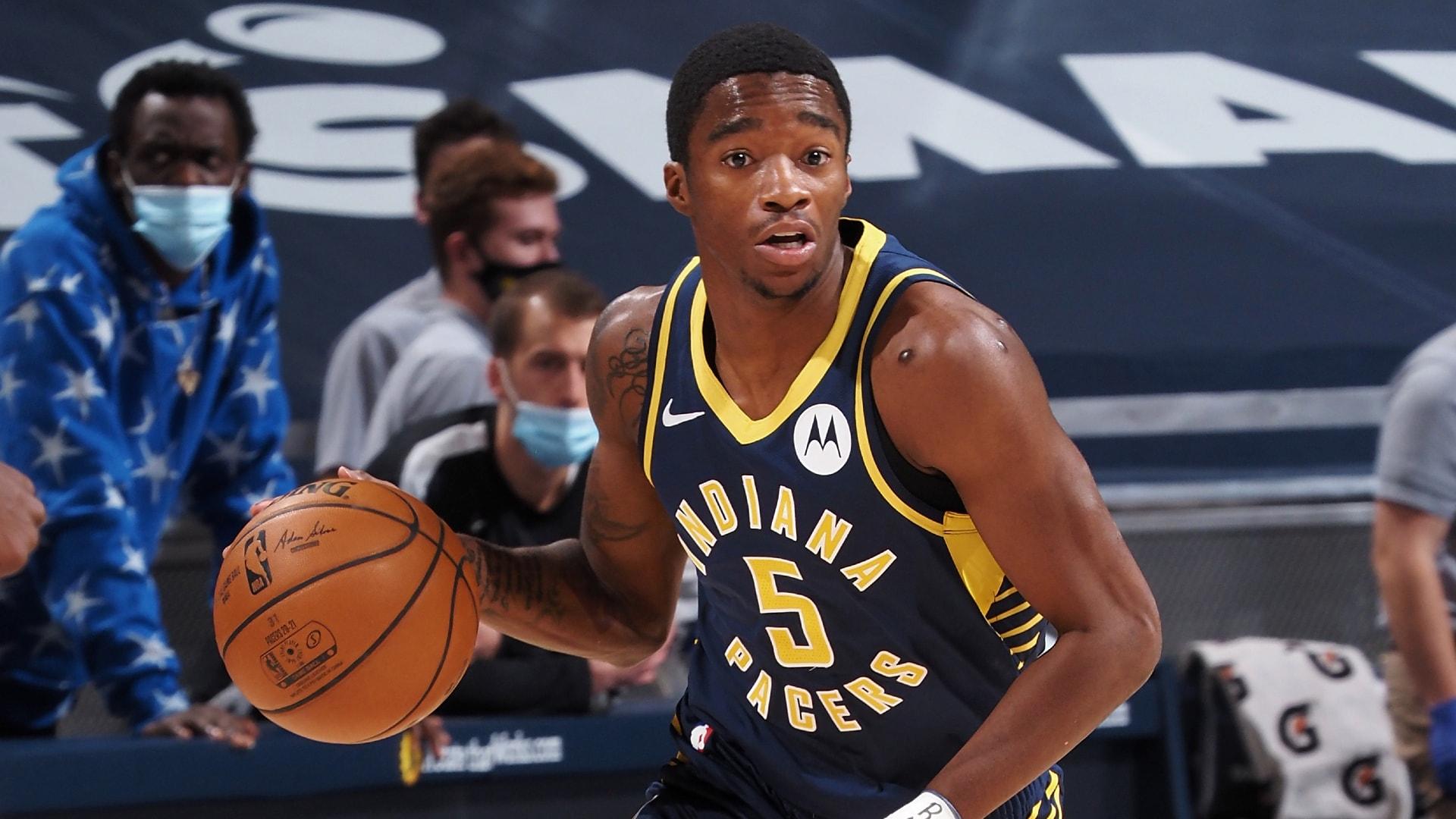 Pacers guard Edmond Sumner undergoes successful surgery on torn Achilles