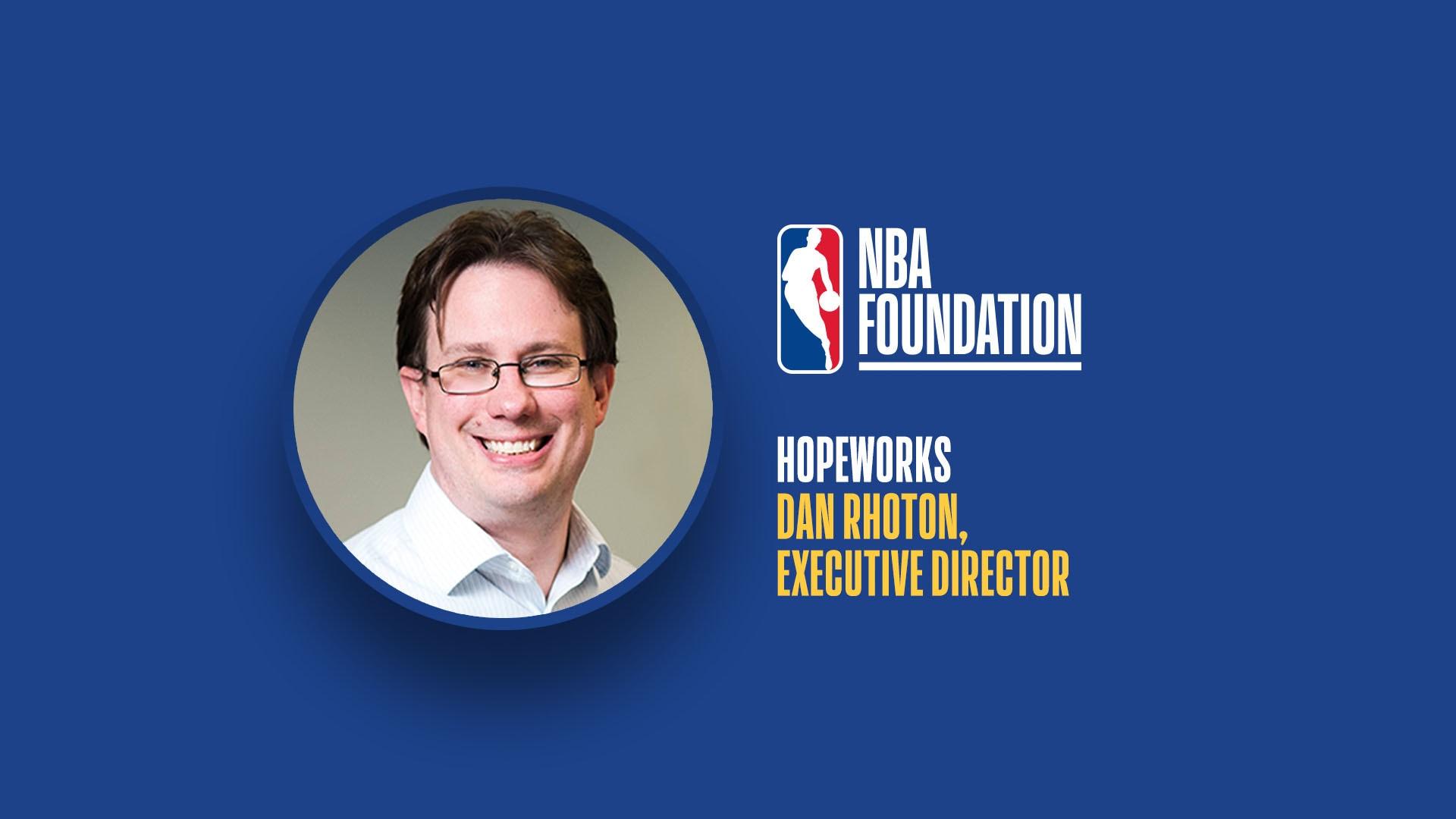 NBA Foundation grantee spotlight: Hopeworks