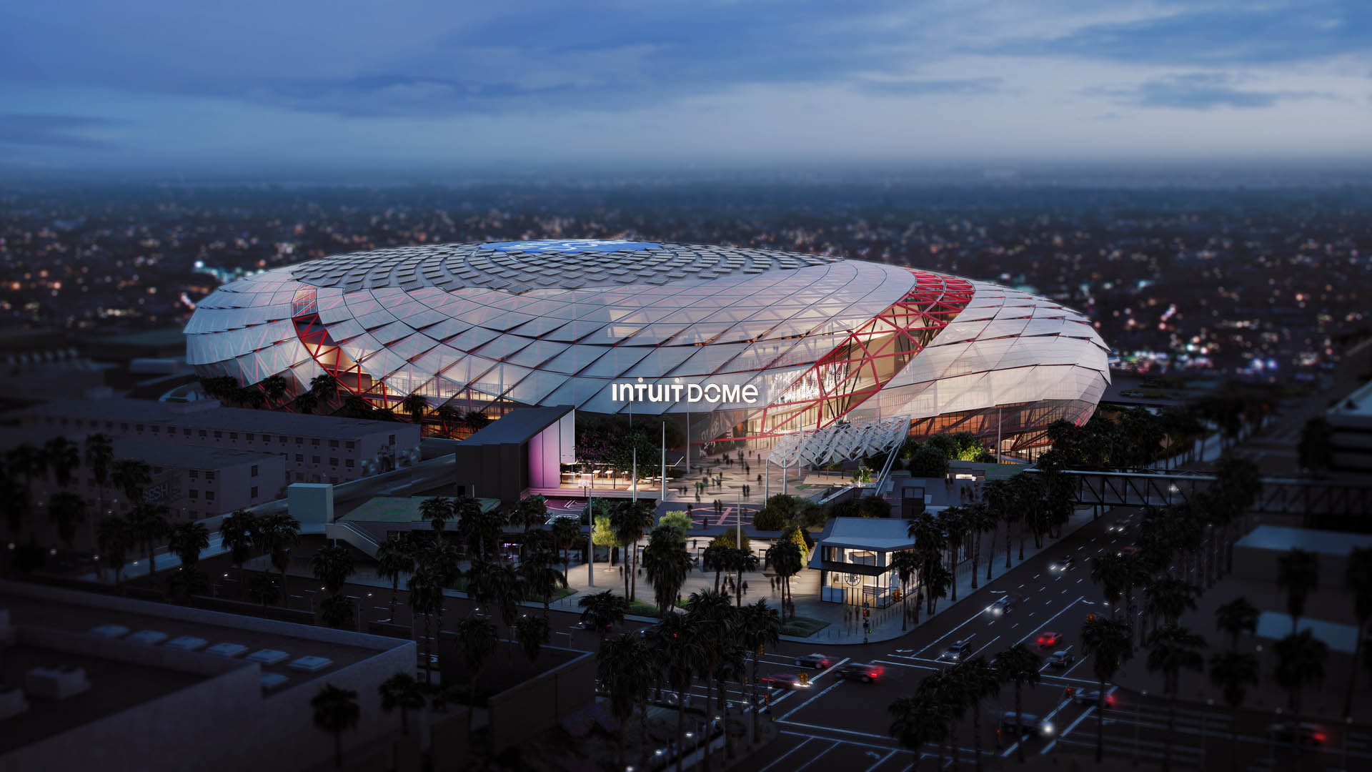 Clippers break ground on new arena in Inglewood