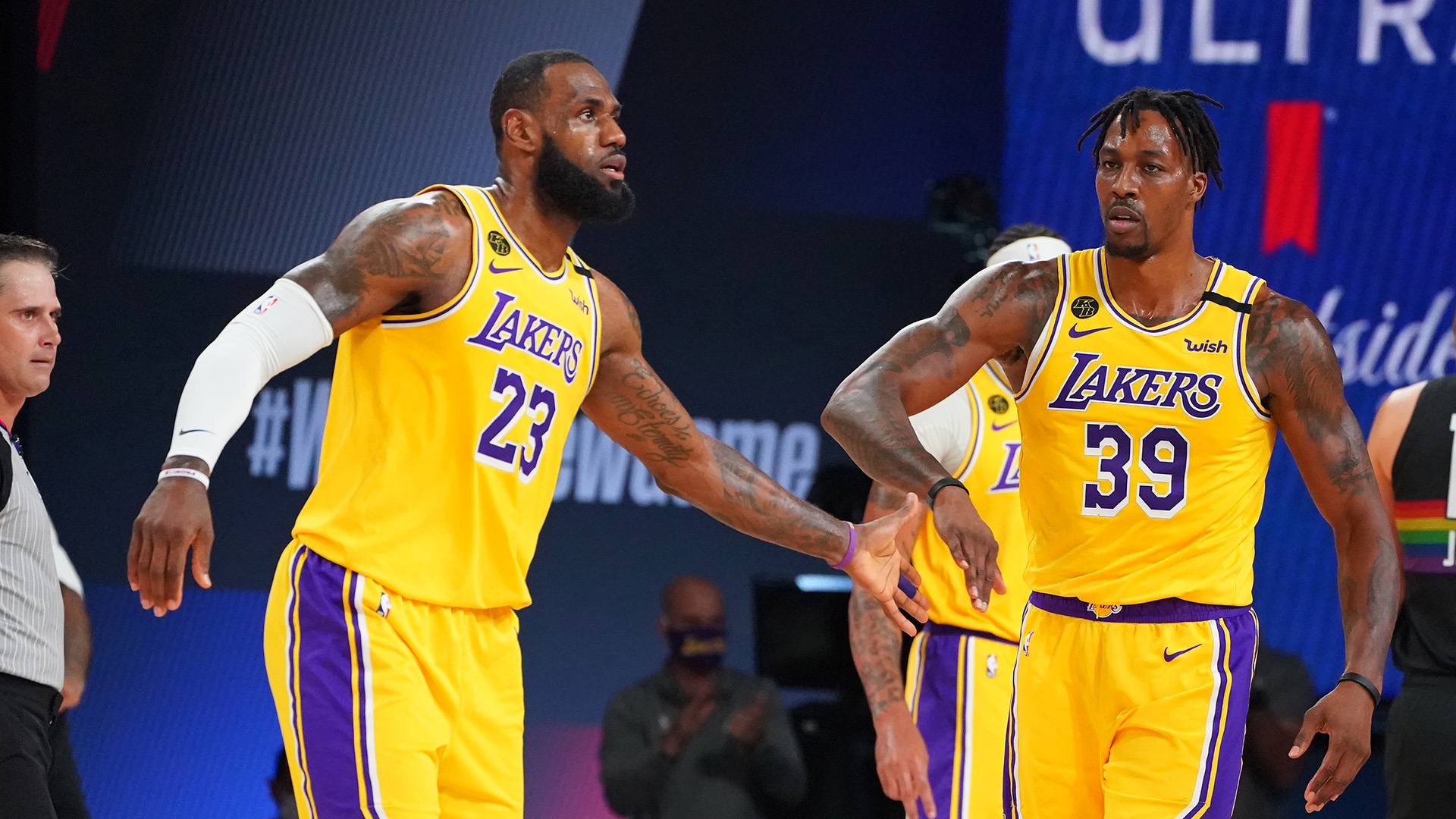 Will experience propel Lakers to top of the West?