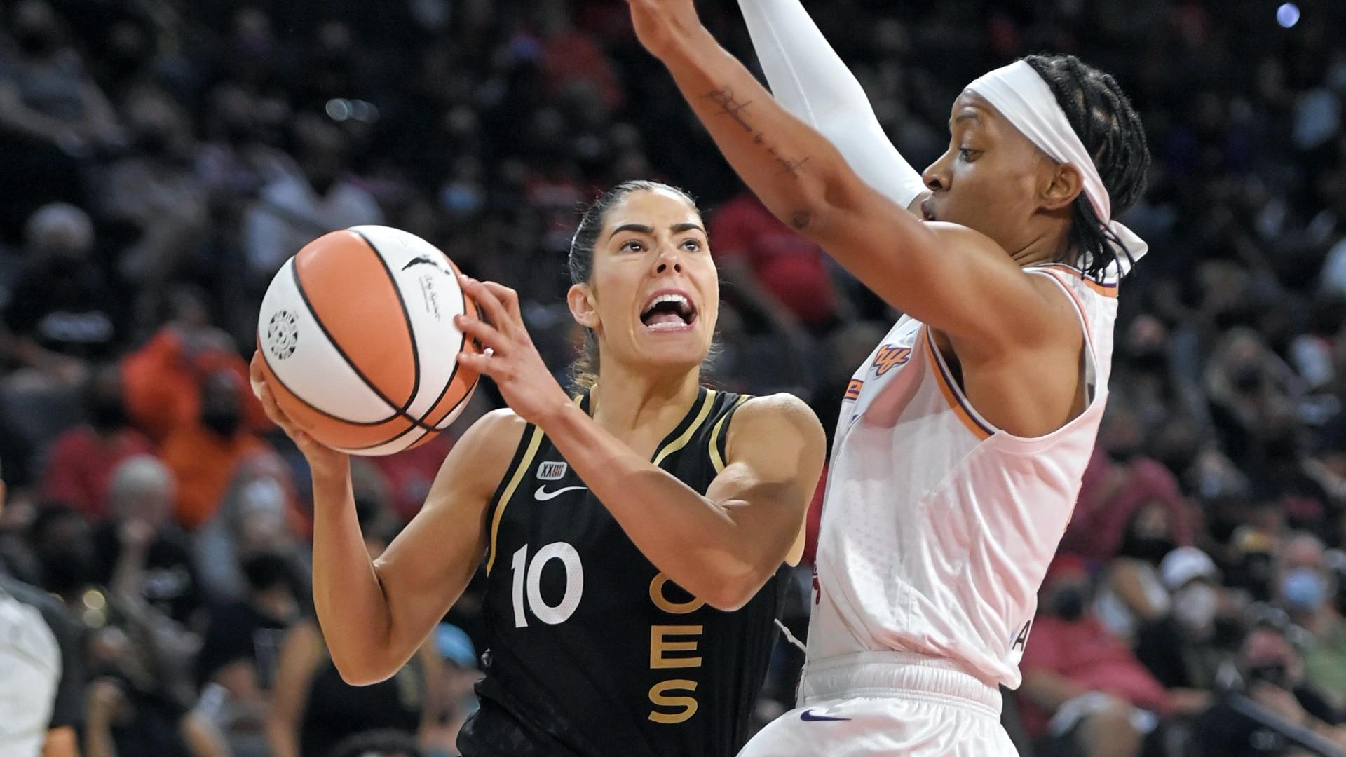 WNBA playoffs: Aces, Sky seek upper hand in semis