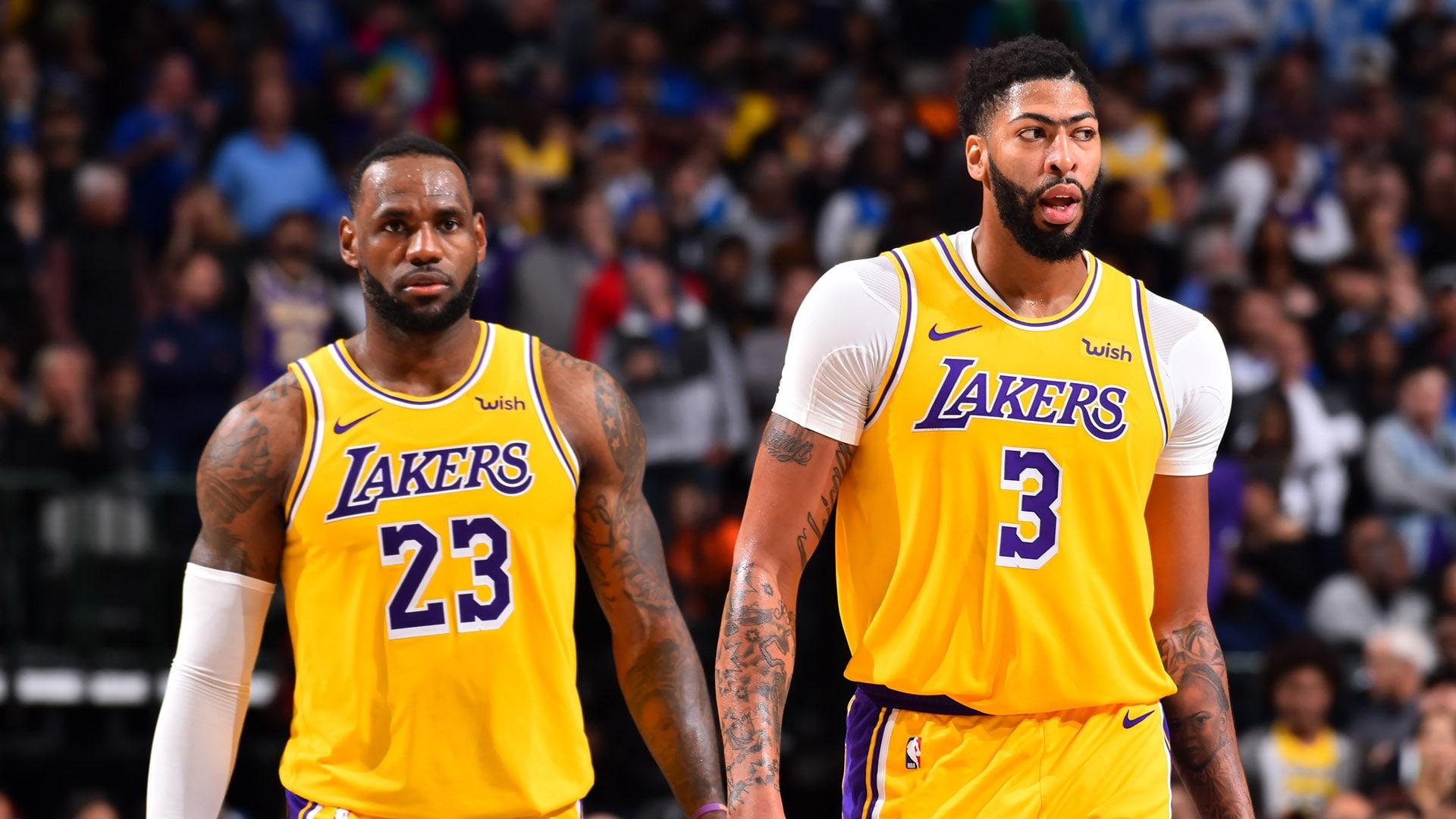 2021-22 Season Preview: Los Angeles Lakers