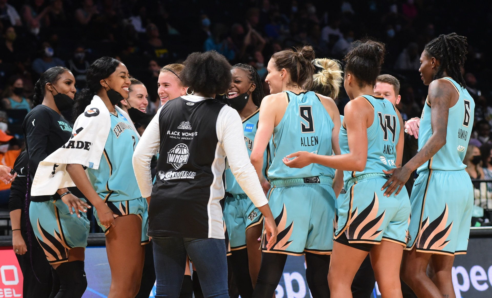 WNBA playoff field set as Liberty secure final berth