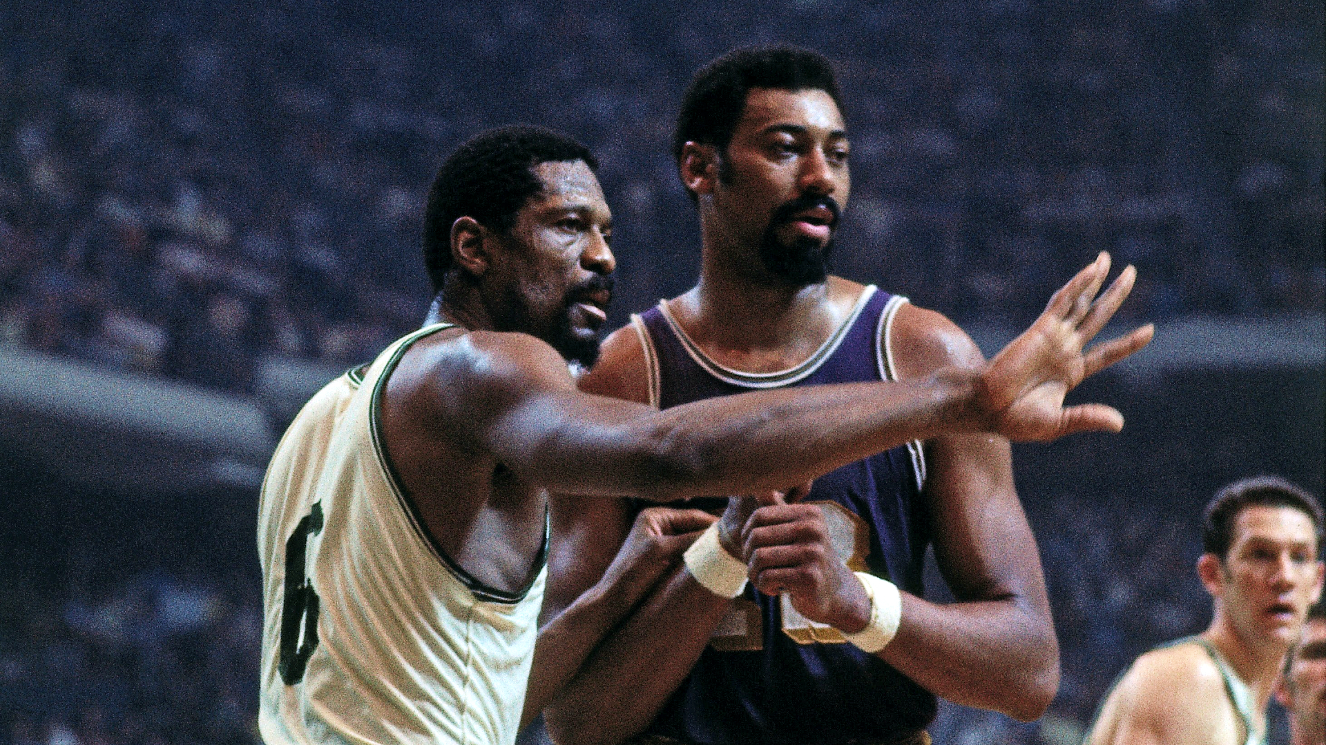 Legends profiles: The league's all-time greatest players