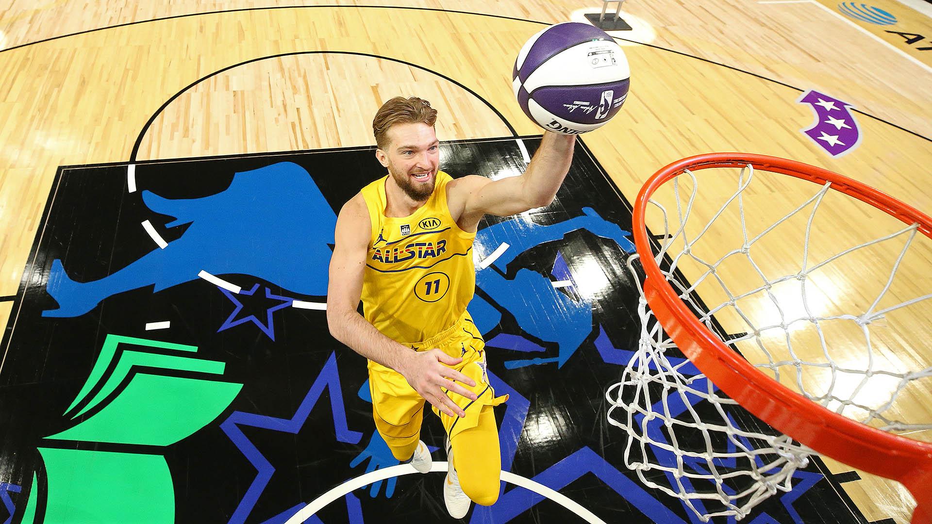 NBA All-Star Skills Challenge Winners