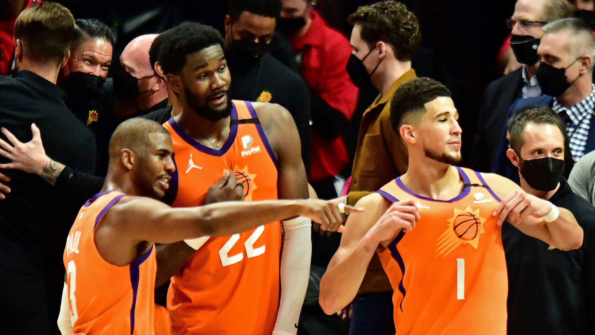 10 questions for 2021-22: Another Finals run for Suns?