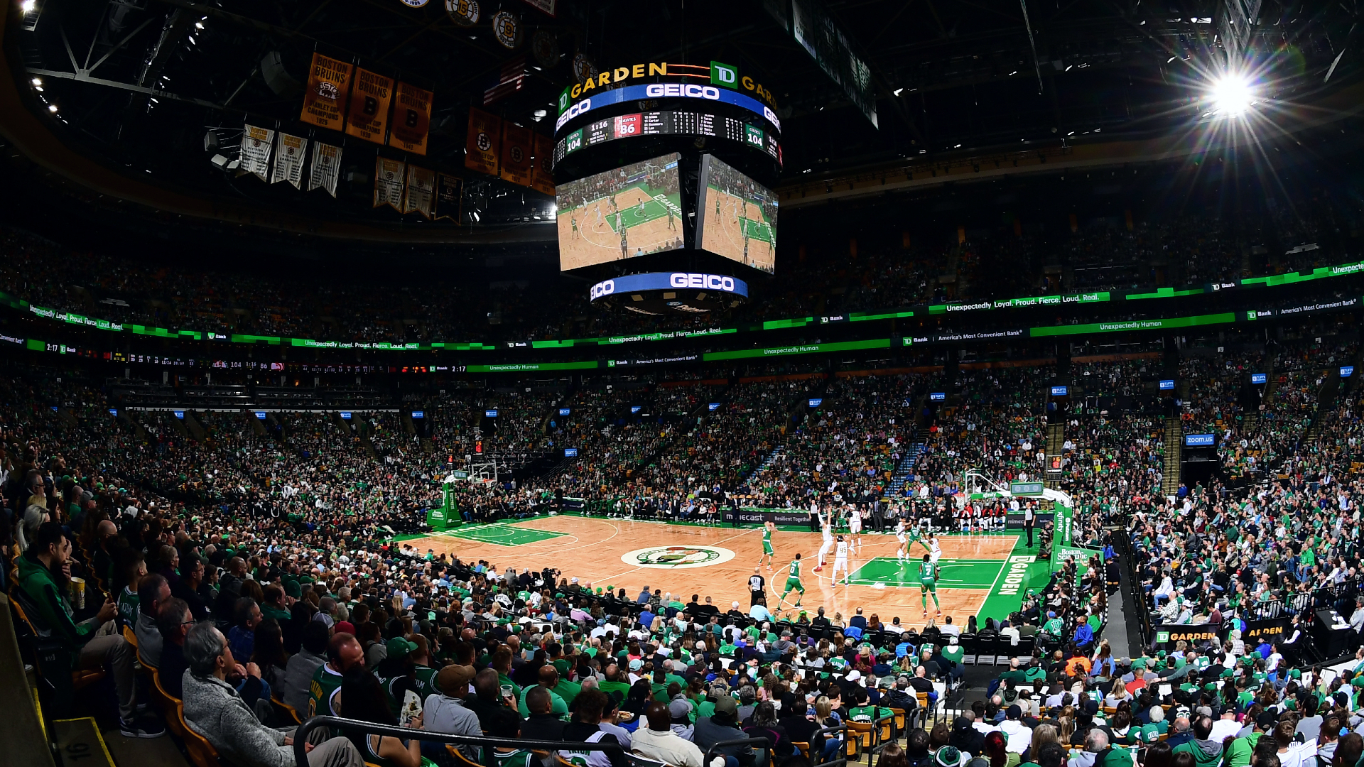 TD Garden to require vaccinations or negative COVID-19 tests