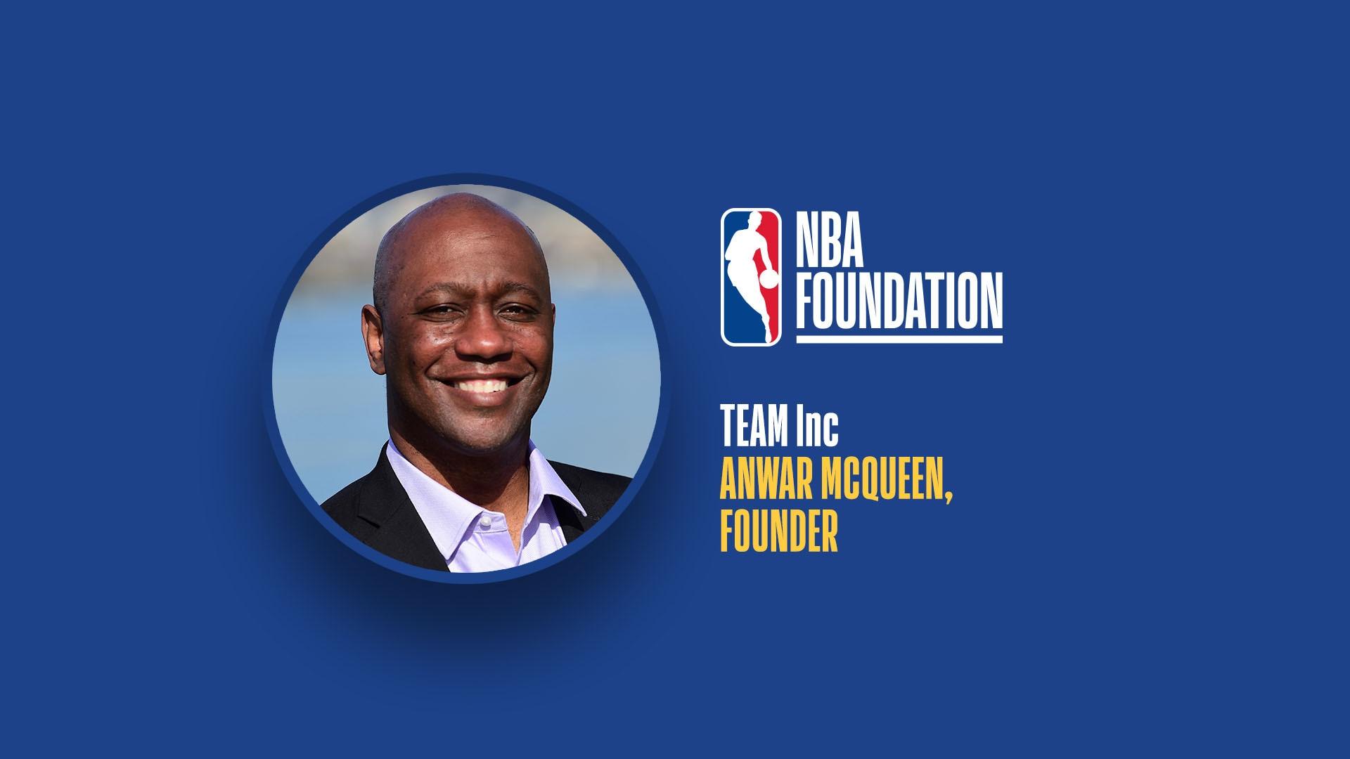 NBA Foundation grantee spotlight: TEAM Inc