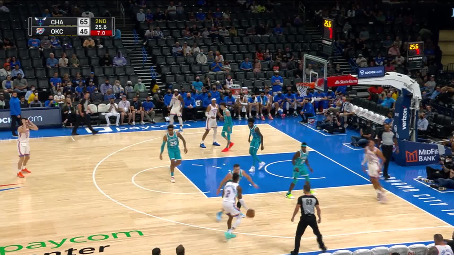 Play of the Day: LaMelo Ball