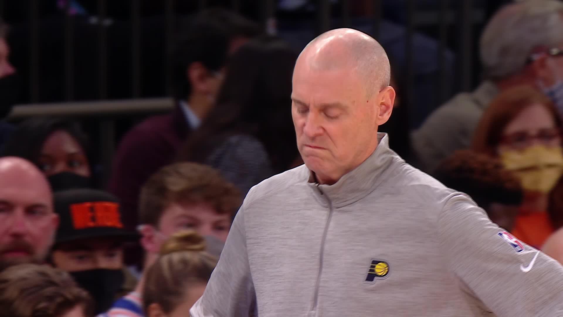 Game Recap: Knicks 125, Pacers 104