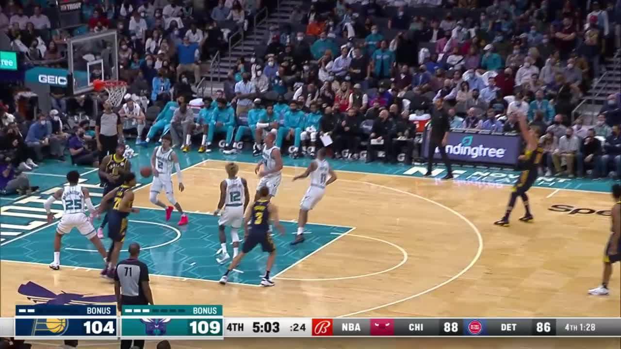 Domantas Sabonis (33 points) Highlights vs. Charlotte Hornets