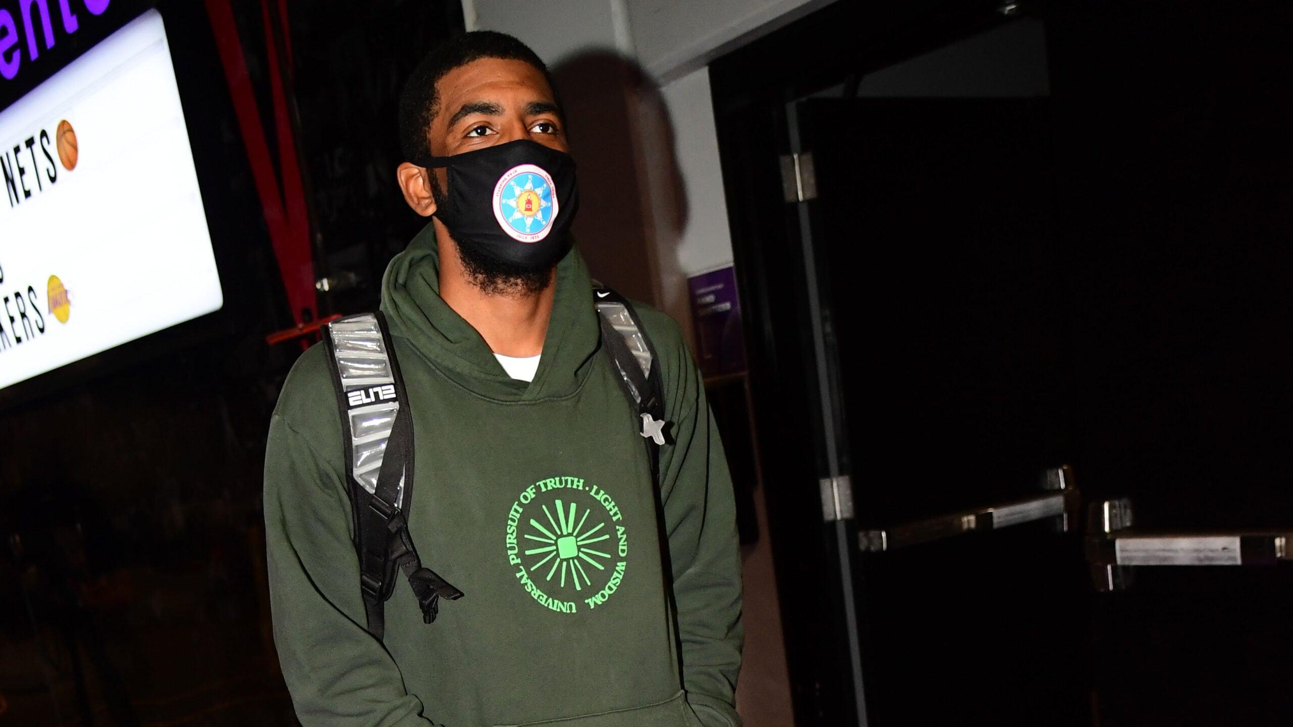 Kyrie Irving rejoins Nets practice; Steve Nash acknowledges missing time likely
