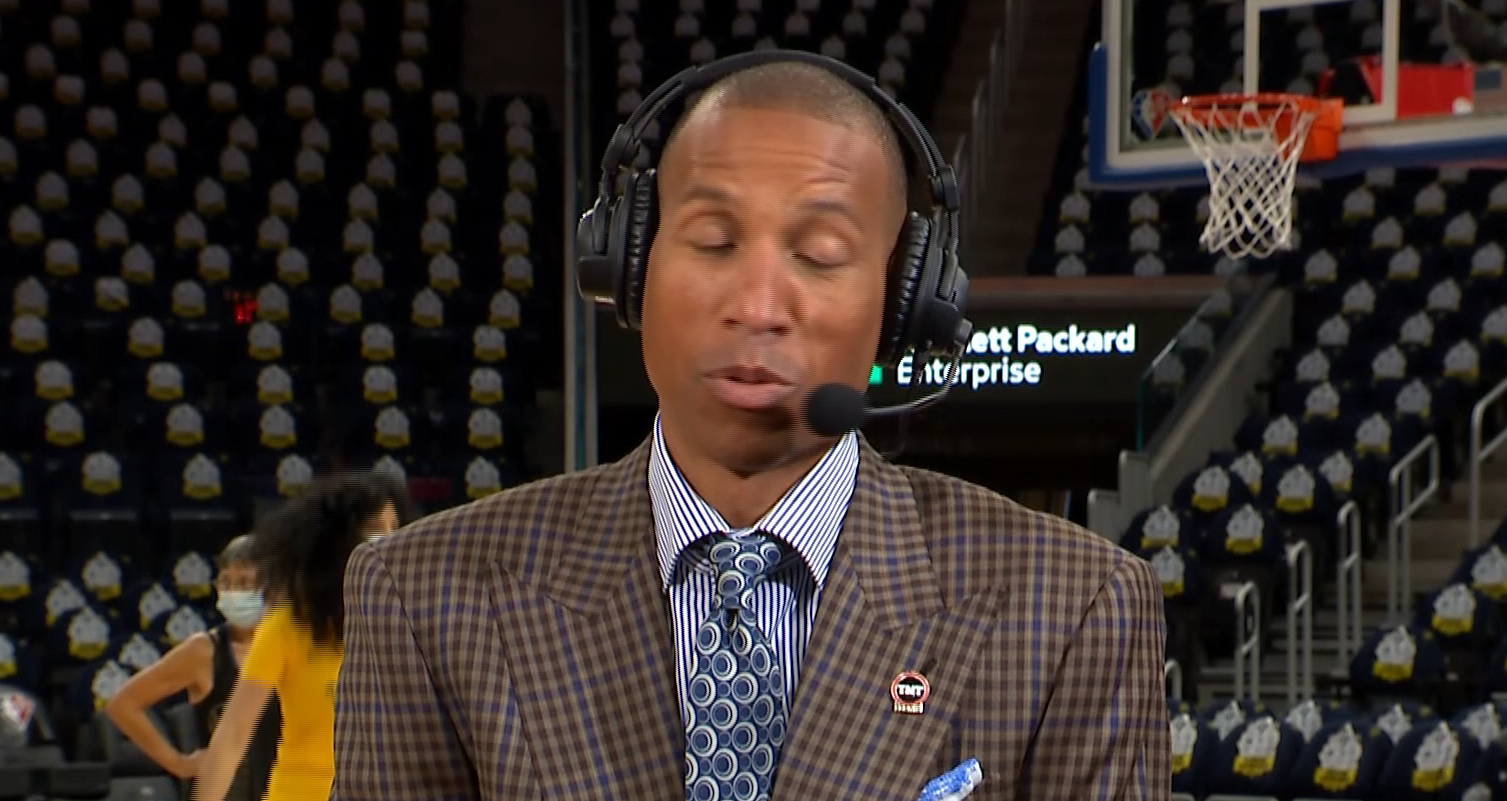 Reggie Miller reacts to being named to 75th Anniversary Team