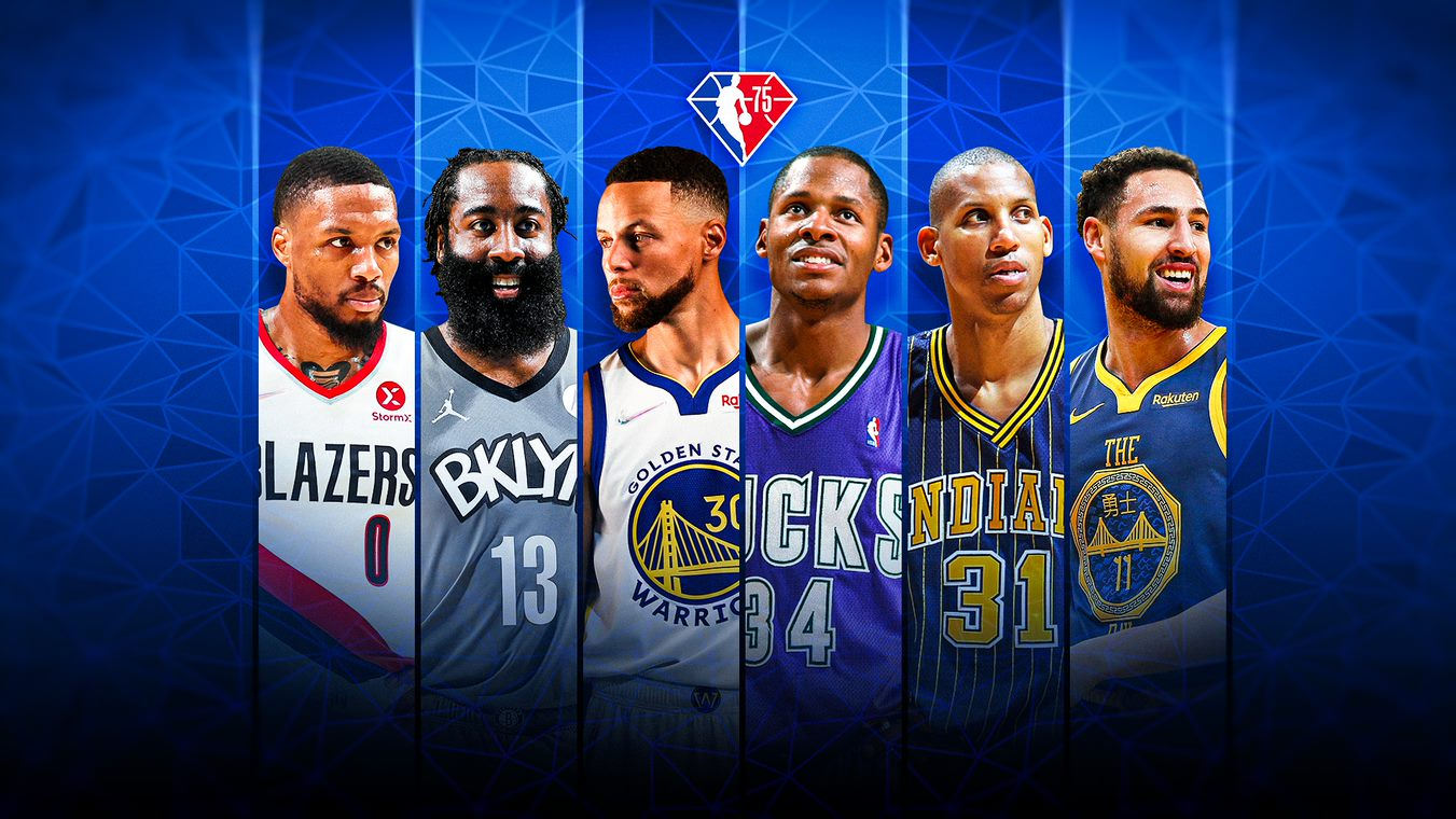 NBA's 3-point revolution: How 1 shot is changing the game