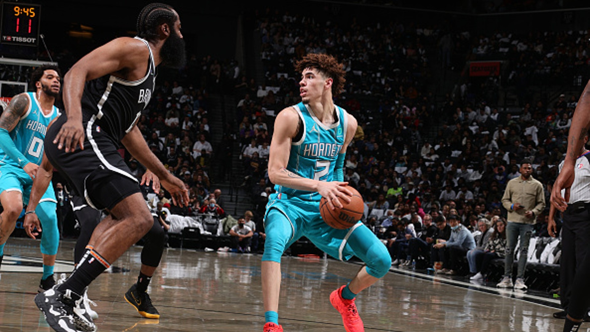 Game Recap: Hornets 111, Nets 95