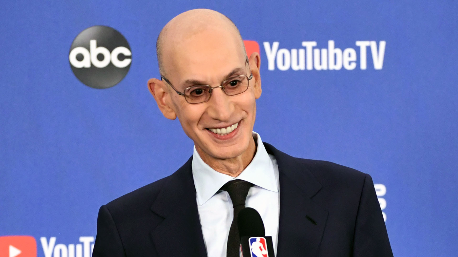 Commissioner Adam Silver 'thrilled' for normalcy as NBA's 75th season begins