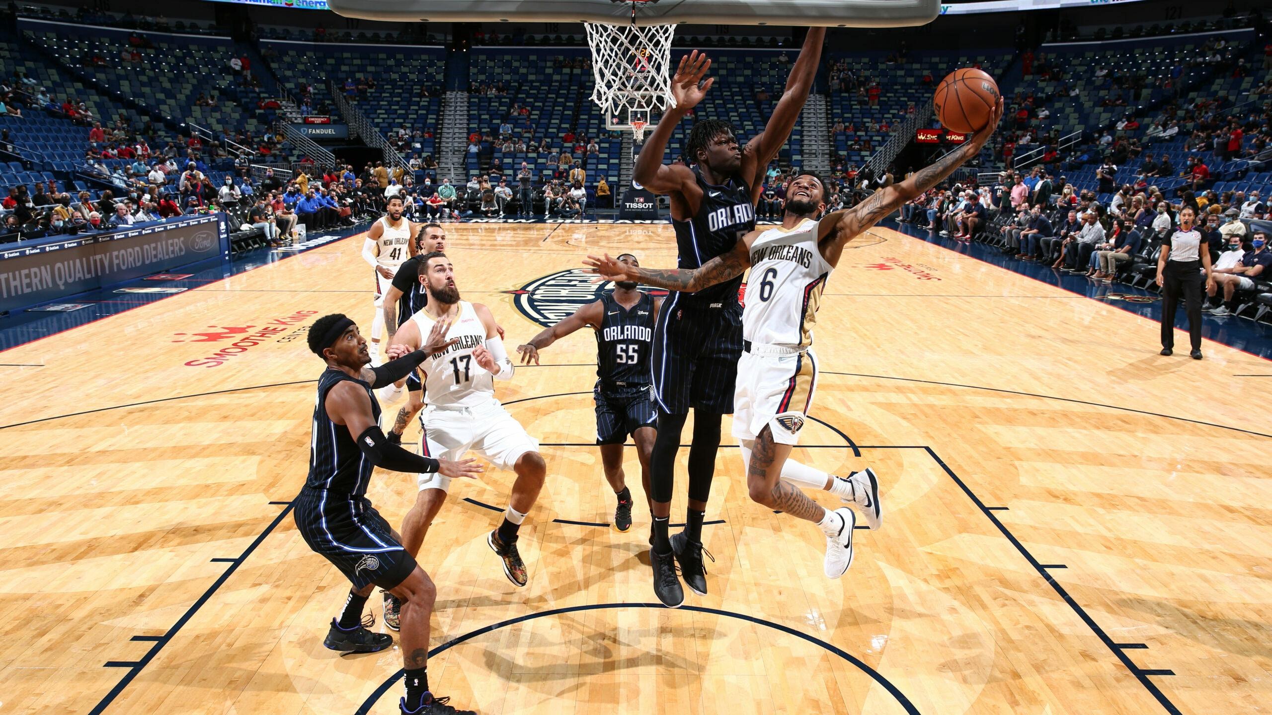 Game Recap: Pelicans 104, Magic 86