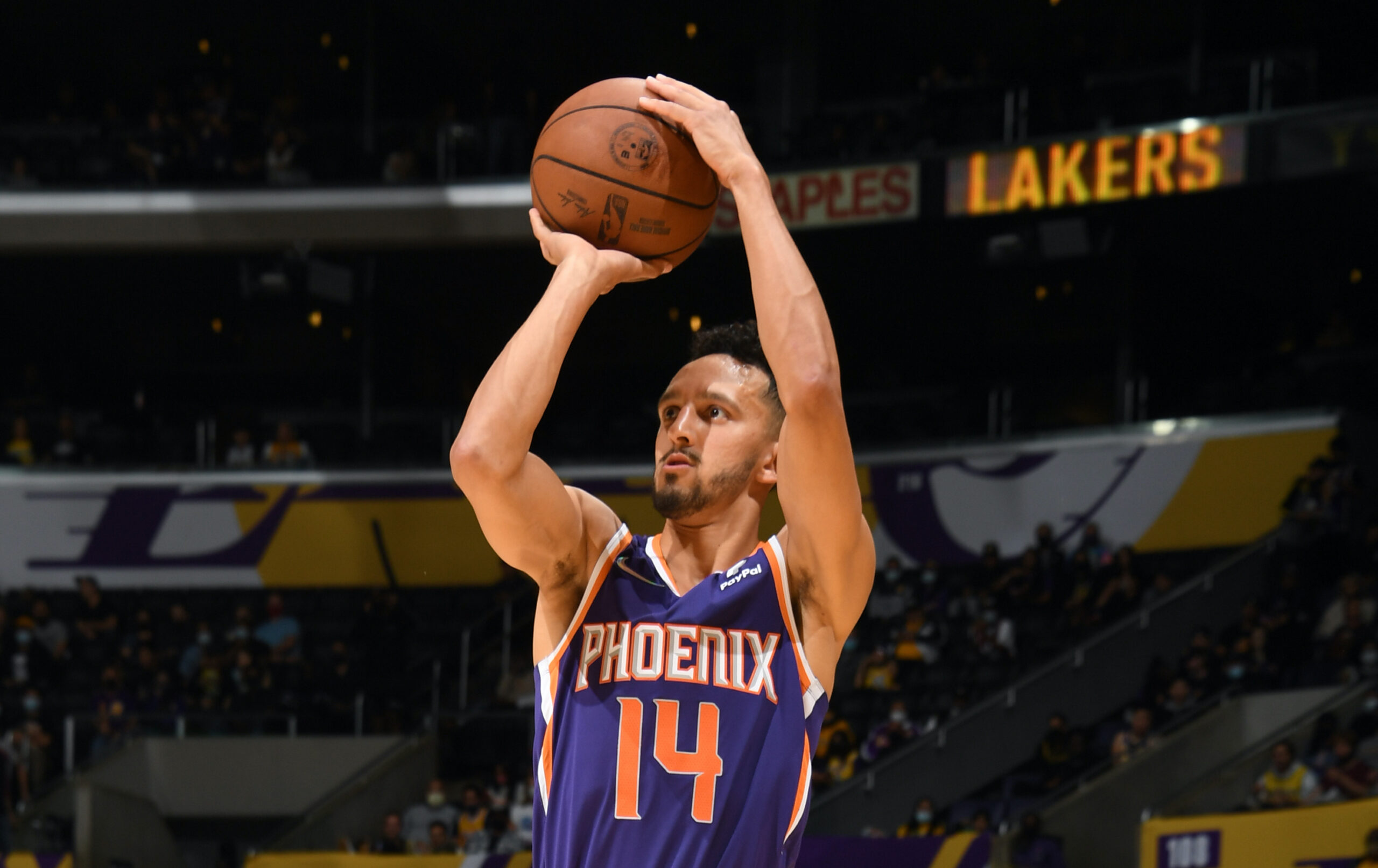 Report: Suns, Landry Shamet agree to 4-year extension