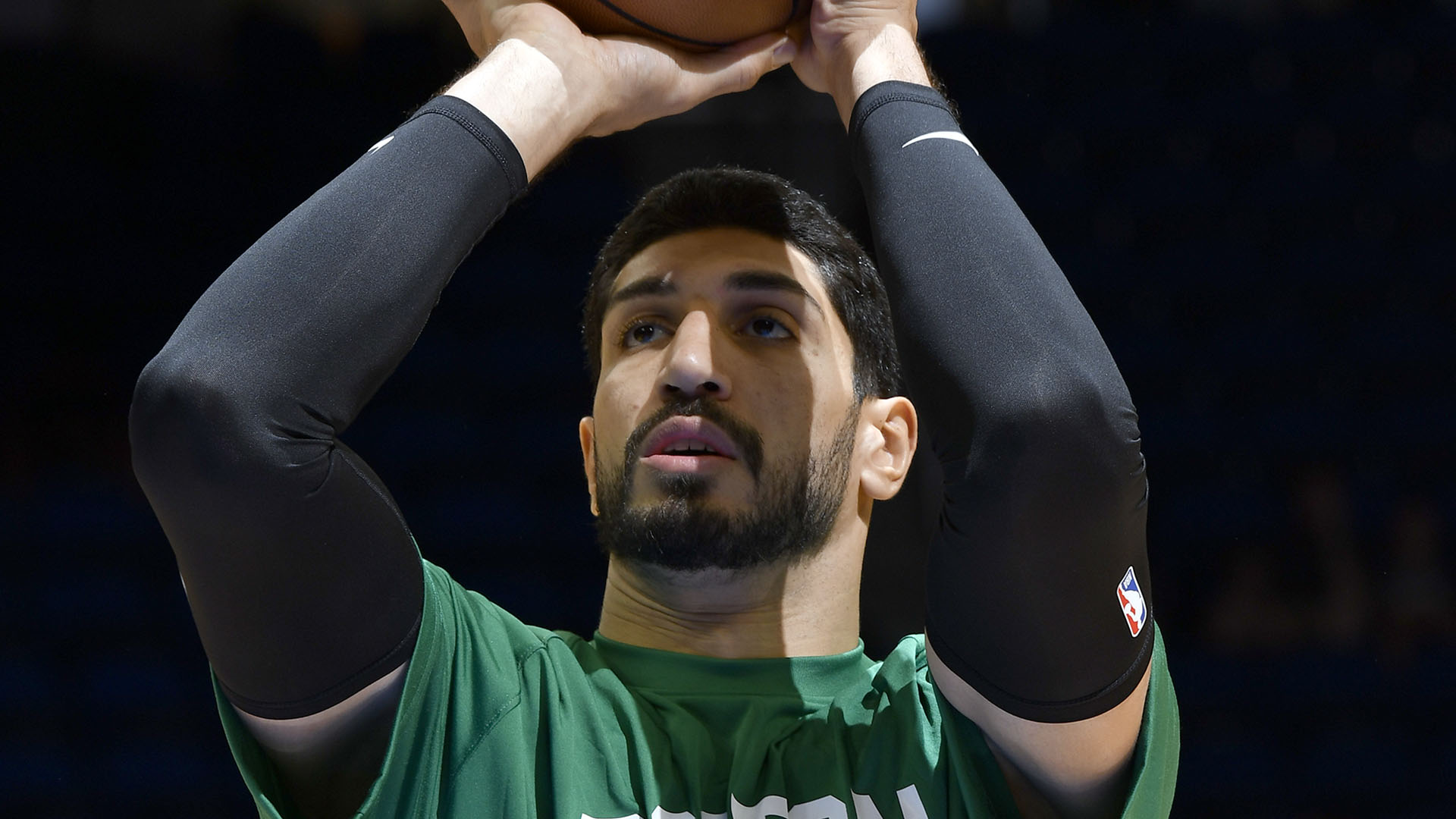 Enes Kanter's comments cause blackout of Celtics games in China