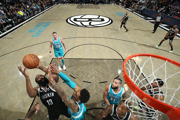 Nets unhappy with lack of foul calls
