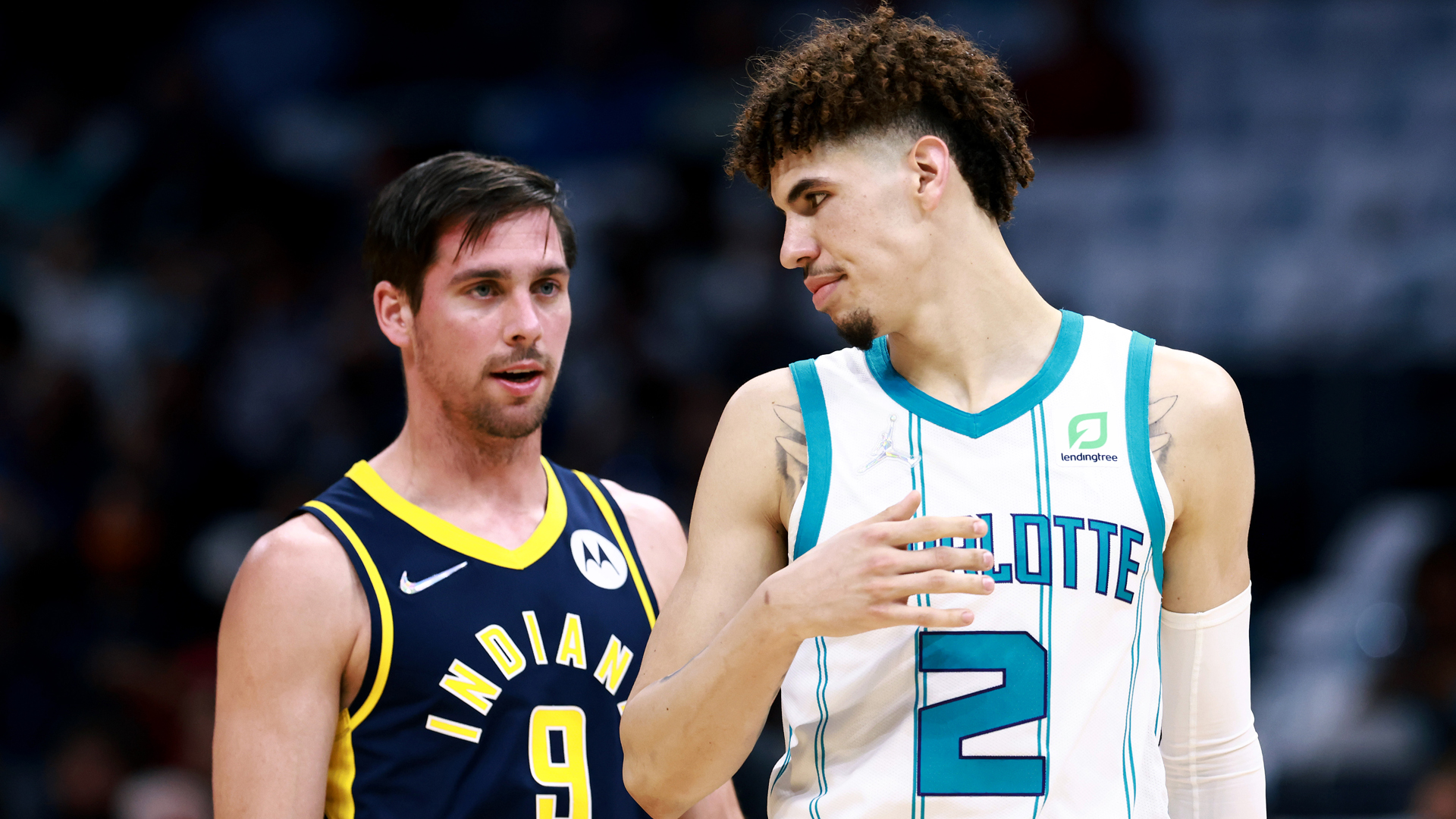Game Recap: Hornets 123, Pacers 122