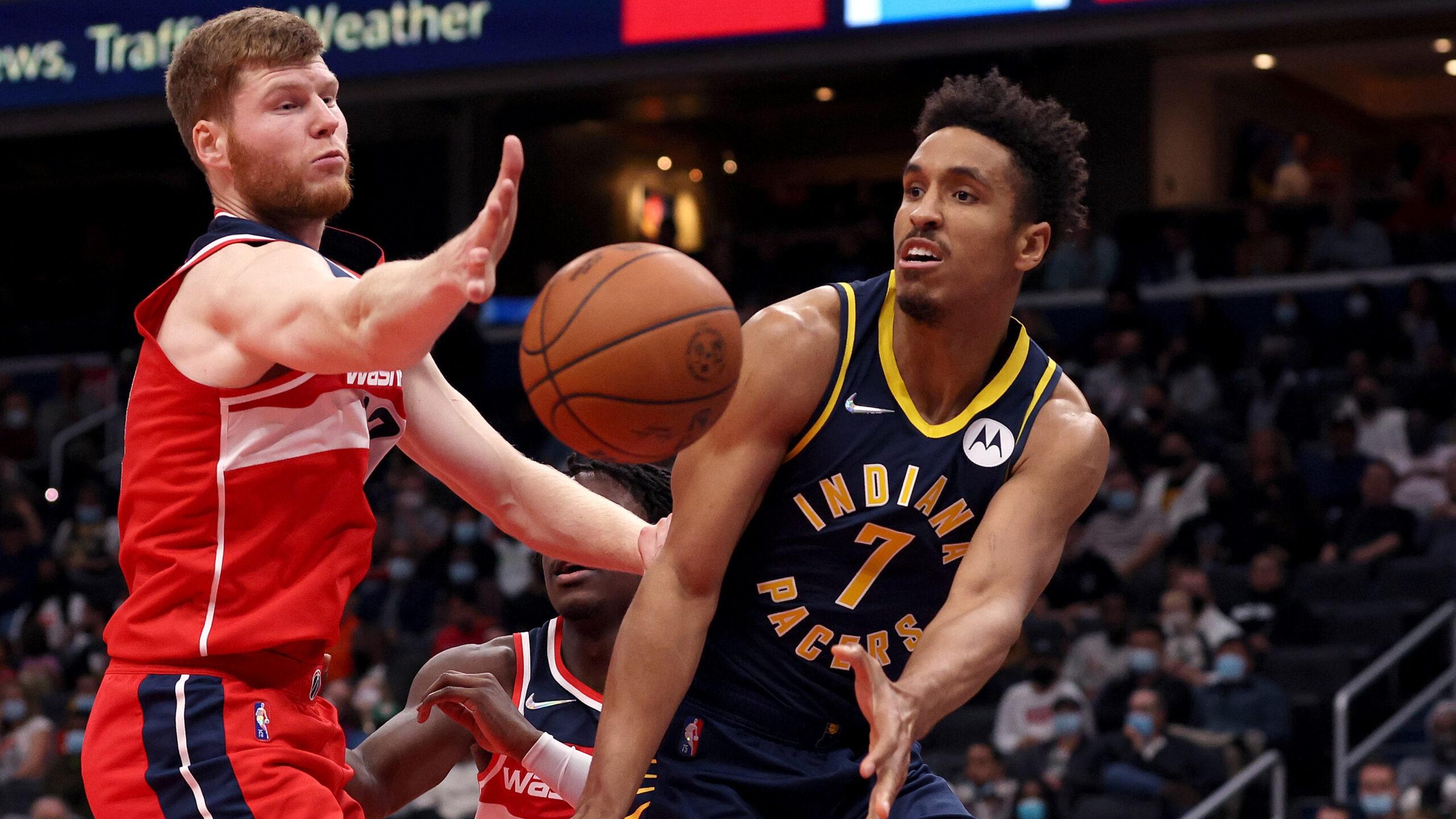 Game Recap: Wizards 135, Pacers 134