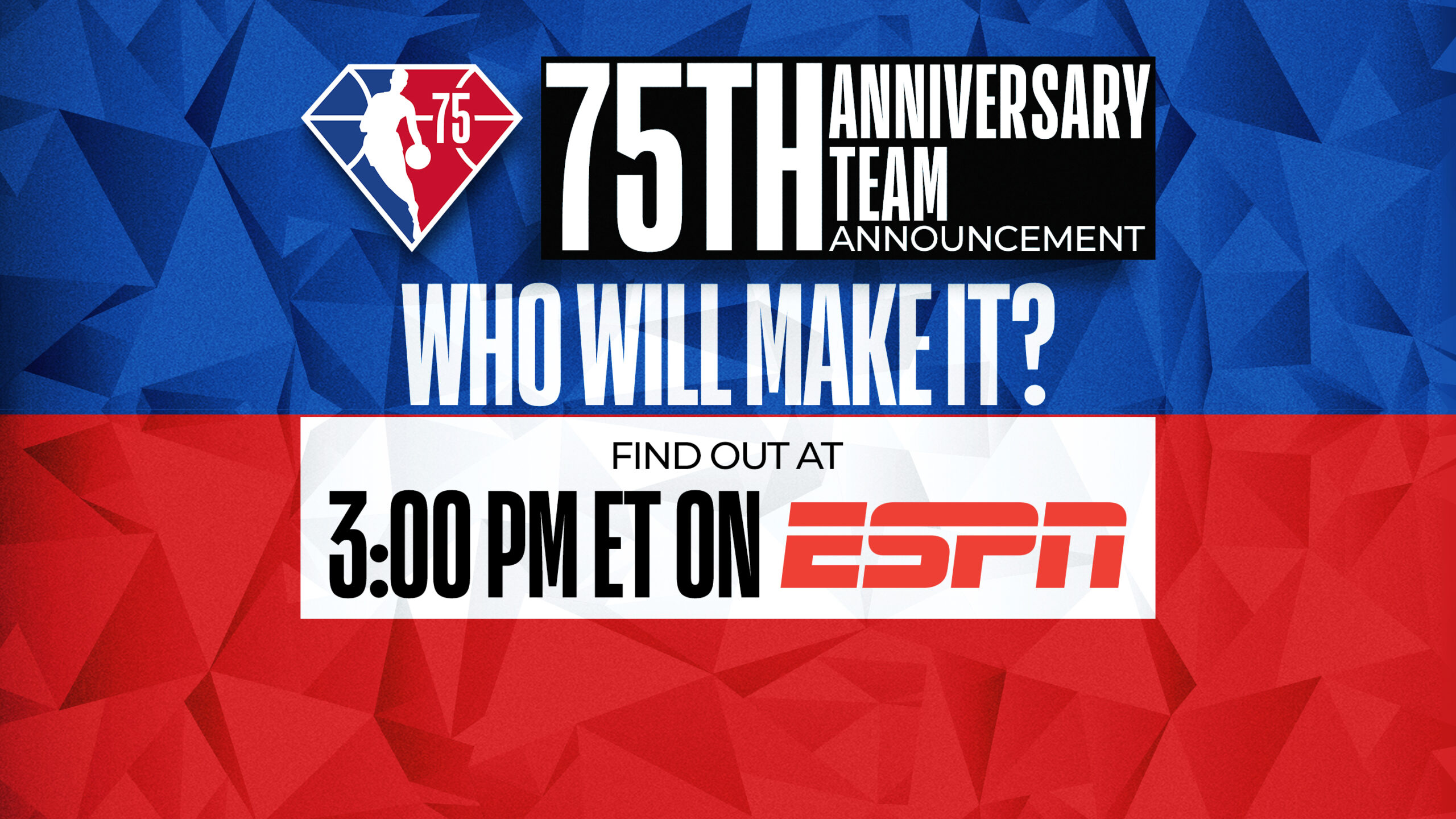 NBA 75: First 25 players revealed, next 25 later today