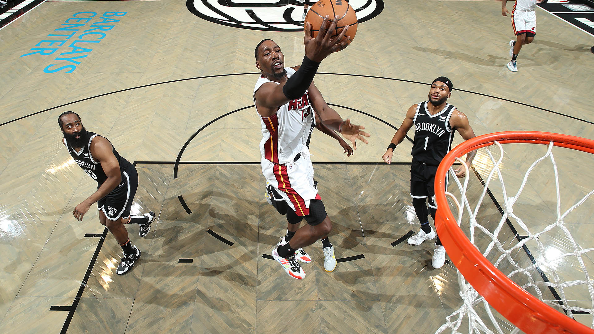 Heat power past Nets in 4th quarter